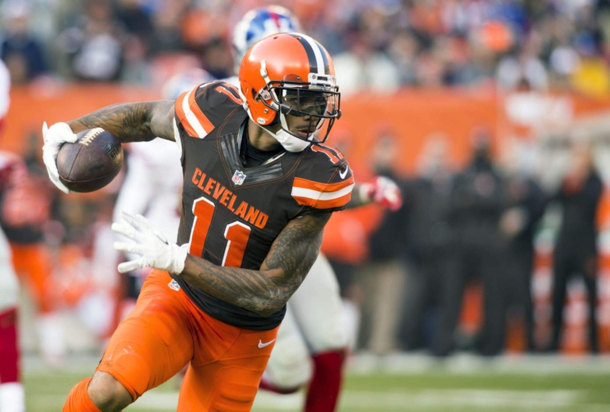 Cleveland Browns Free Agents: 5 Landing Spots For Terrelle Pryor