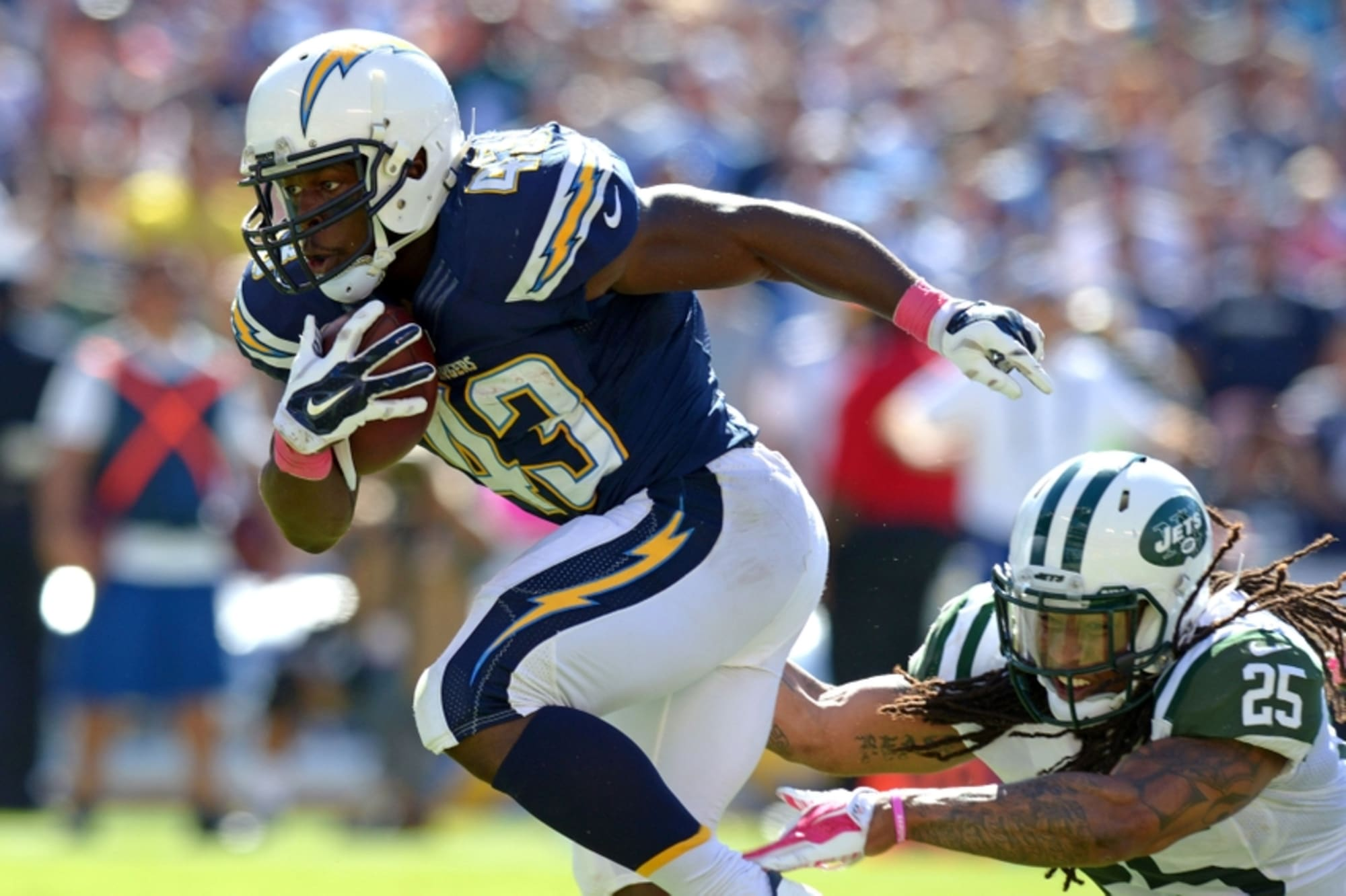 Branden Oliver: How did everyone miss on Chargers next star?