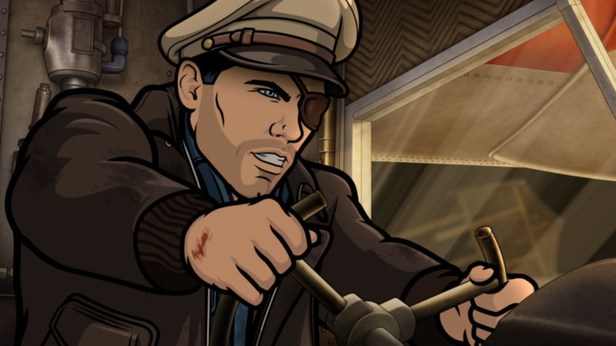 archer season 9 episode 6 watch online free