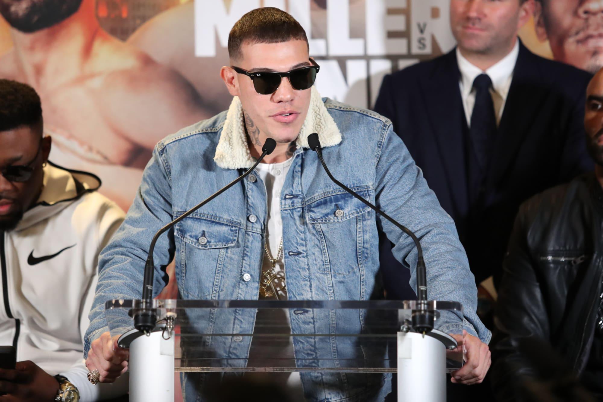 Gabriel Rosado credits mindset for recent boxing success