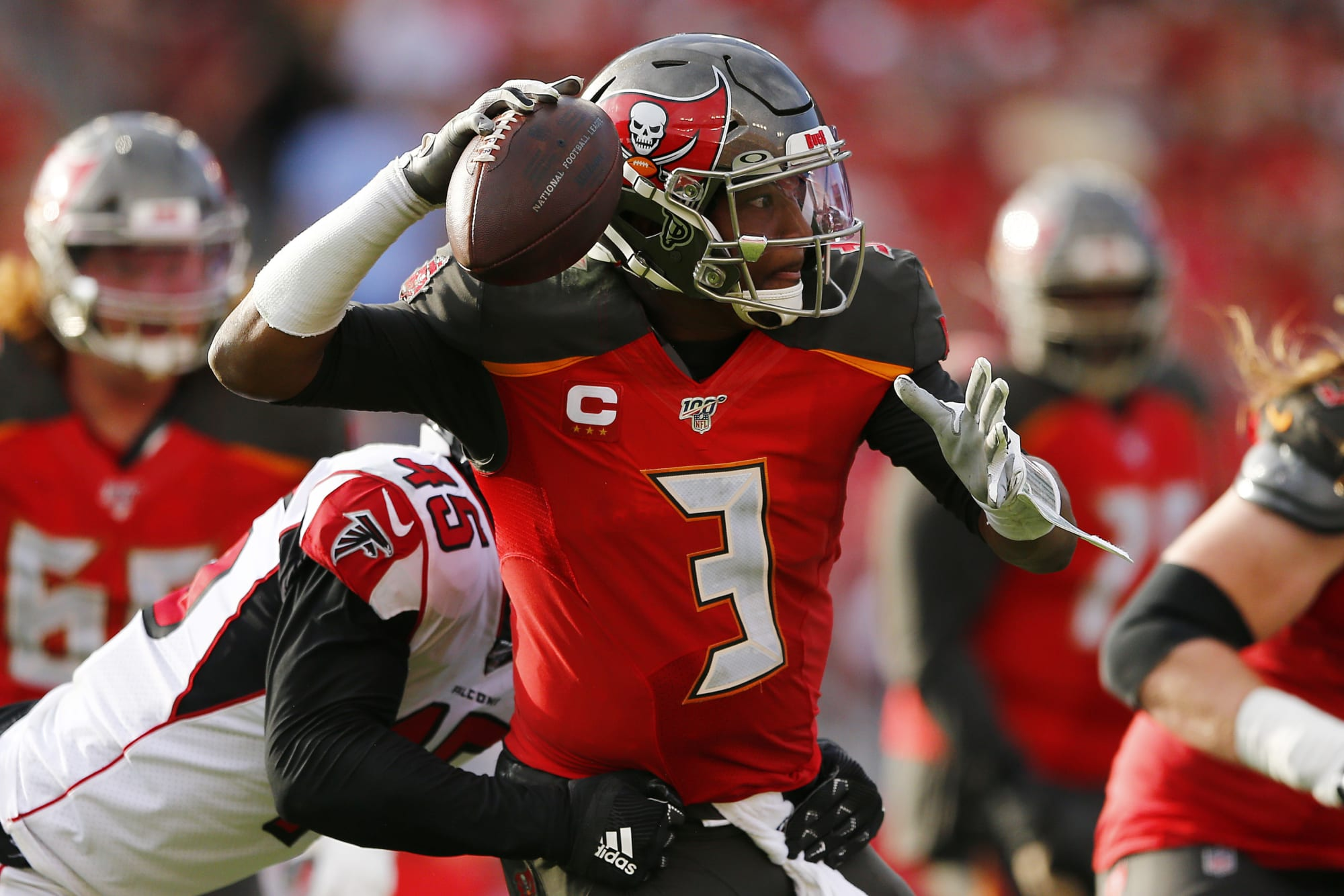 New Tampa Bay Buccaneers uniforms: Reaction and photos