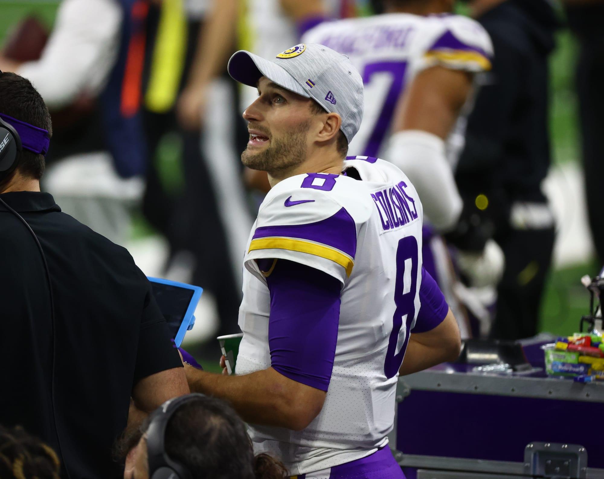 Vikings: Is Mike Zimmer giving Kirk Cousins the Josh Rosen treatment?