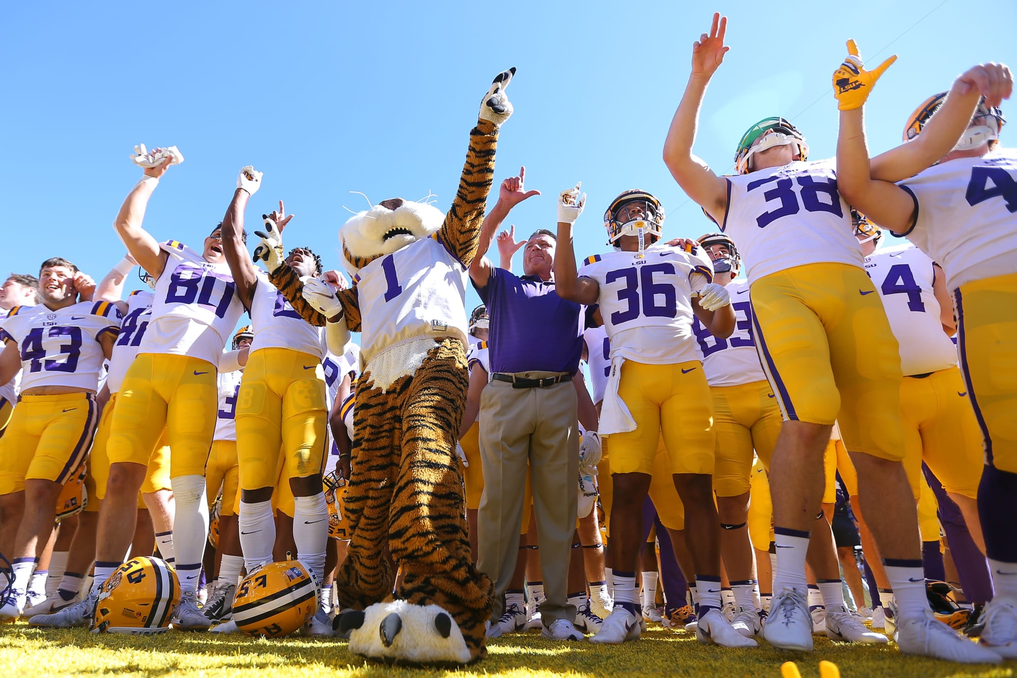 Look: Kirk Herbstreit apologized to LSU on Twitter after Tigers beat Florida