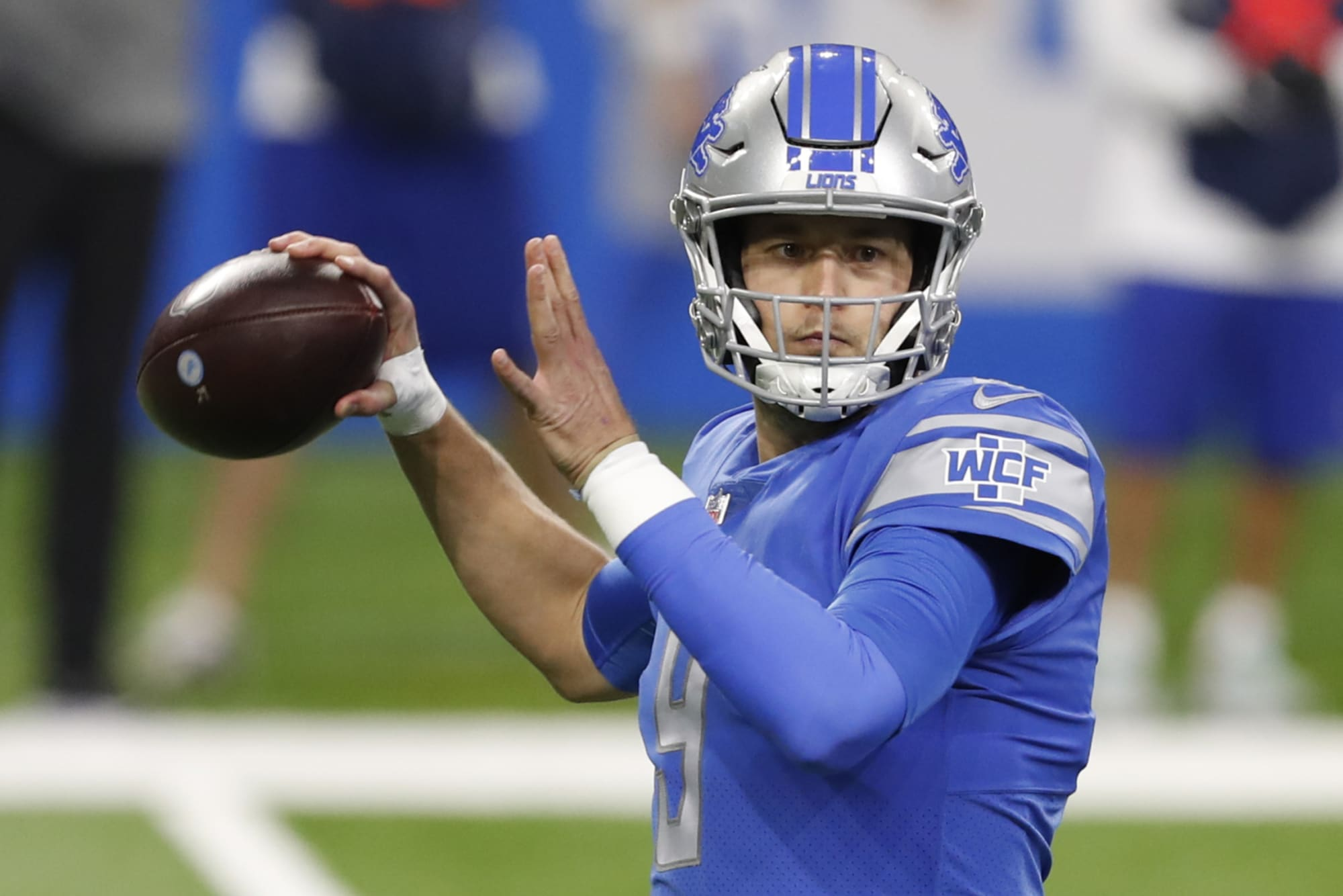 Odds on Matthew Stafford trade and where he will play next season
