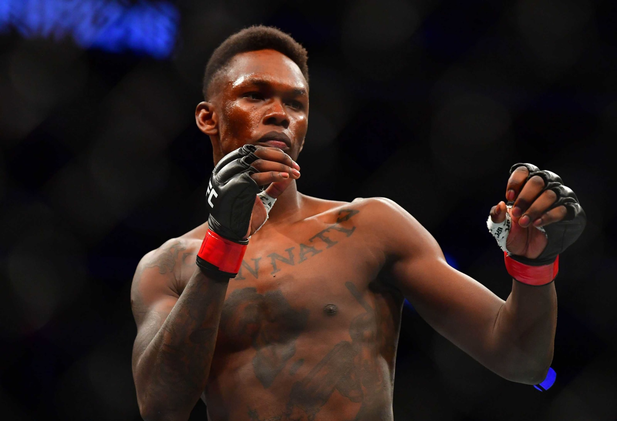 UFC 259: 5 keys to victory for Israel Adesanya