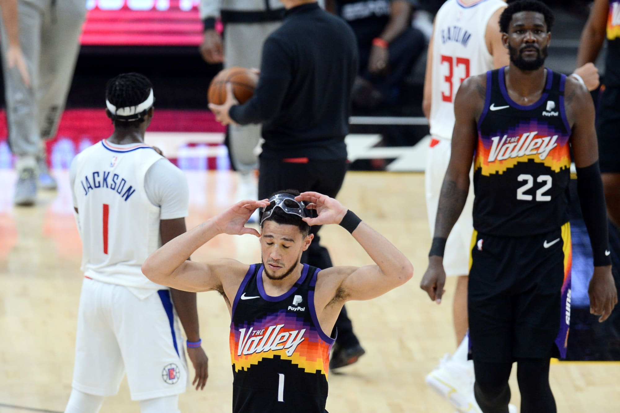 Suns' resilience will be put to the test after blown opportunity in Game 5