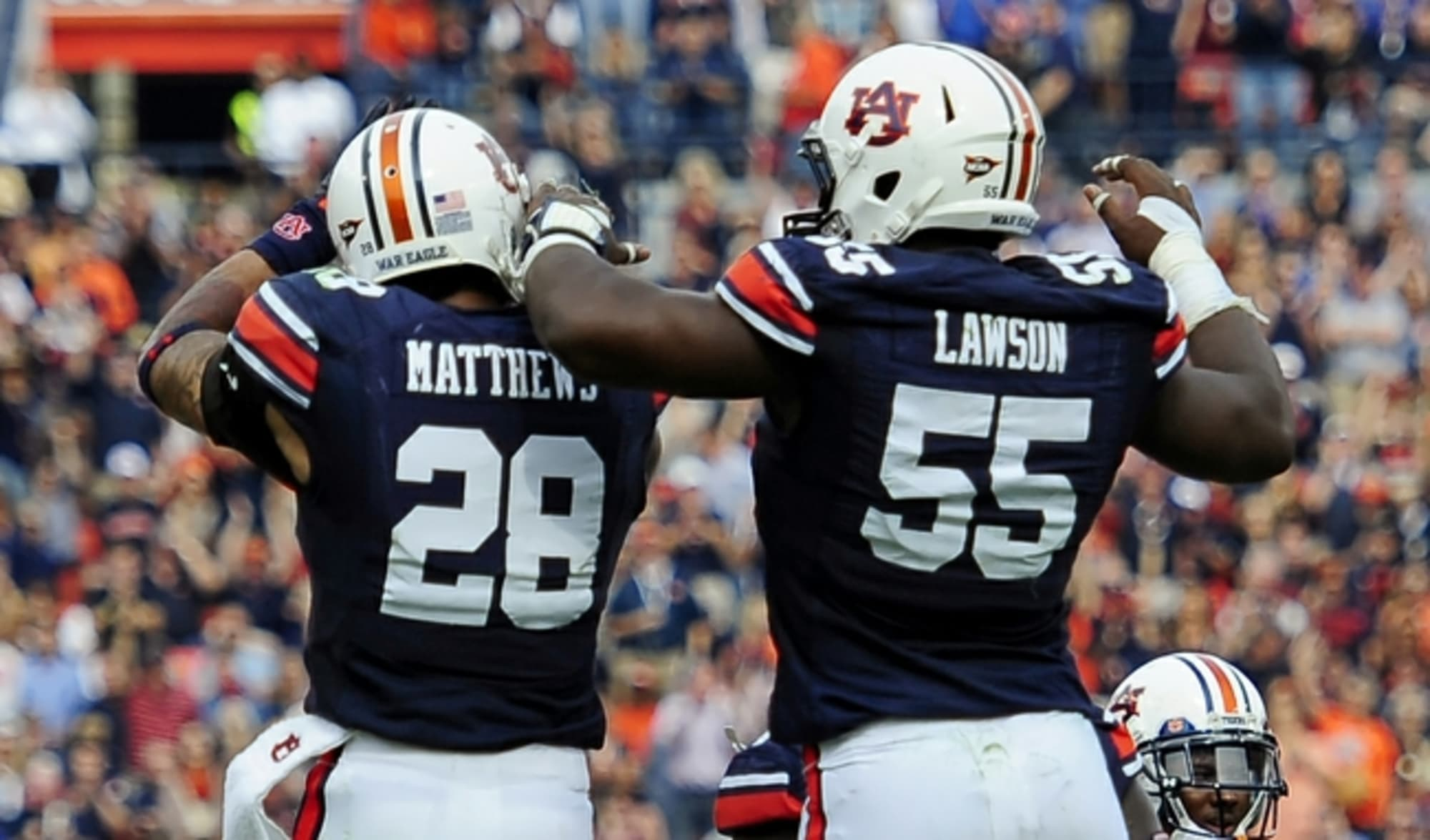 Auburn Football vs. Arkansas: Five Auburn Players to Watch for