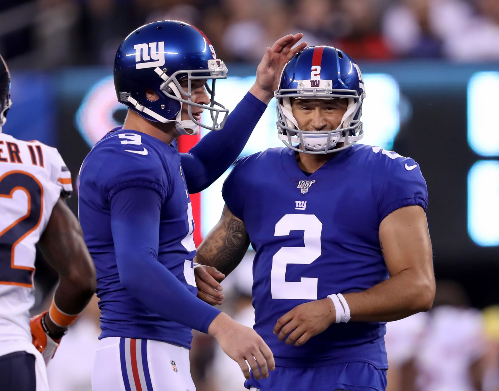 Should the NY Giants retain kicker Aldrick Rosas despite legal ...