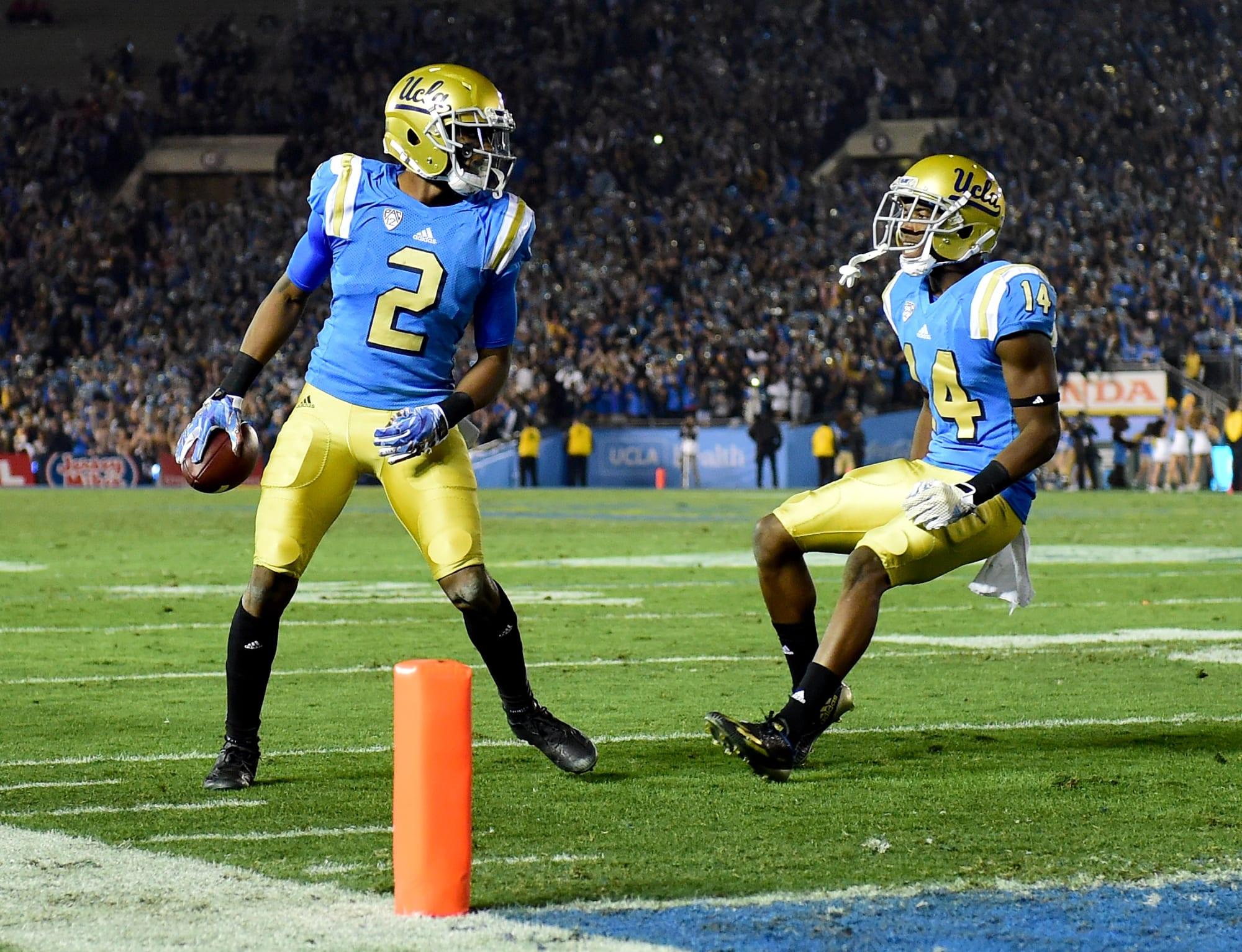 UCLA Football: Have the new jerseys been leaked?