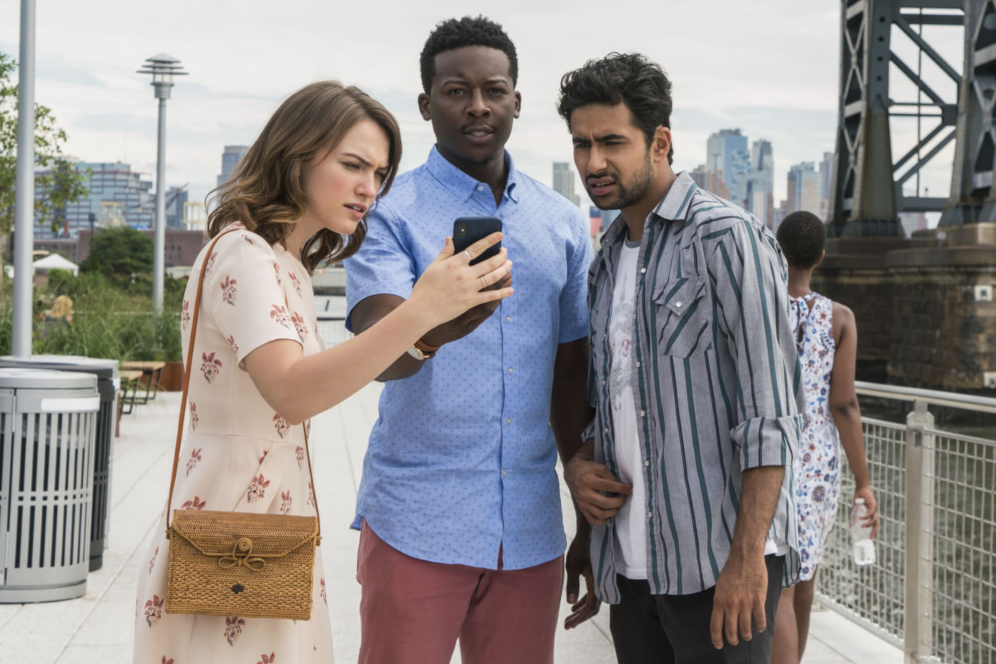 watch god friended me episode 1 free