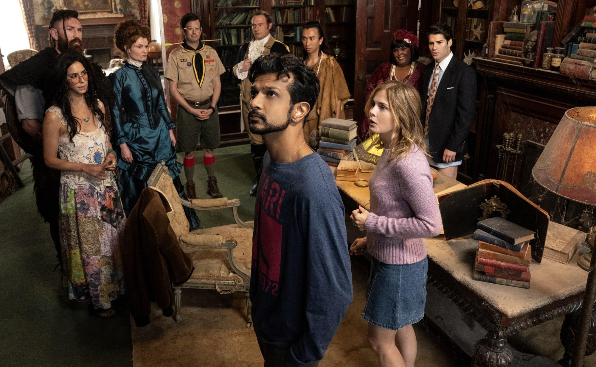 Thursday TV Ratings: Grey's Anatomy Down, CBS Ghosts Premieres Fair