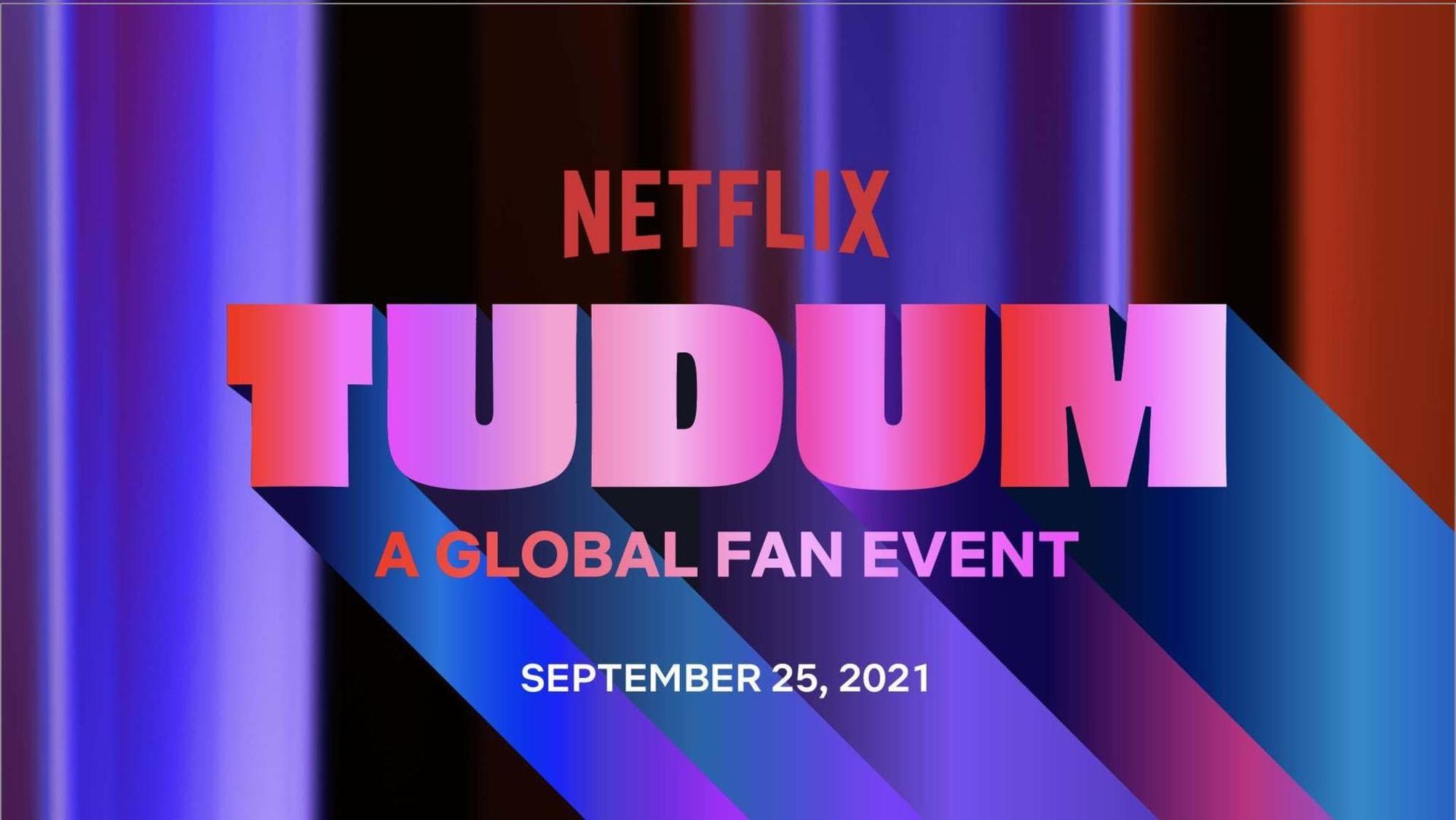 How To Watch TUDUM Netflix Global Fan Event Live Online?