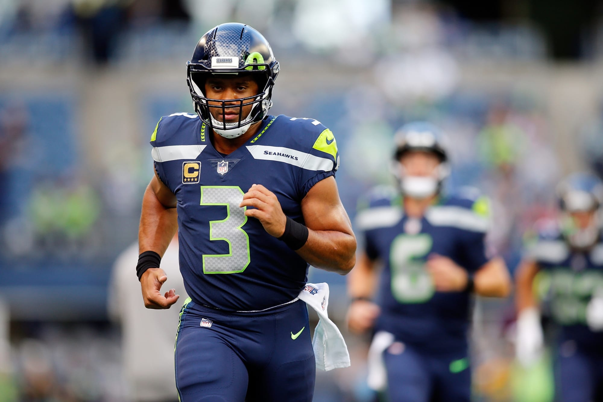 Colts: What would a Russell Wilson trade package look like?