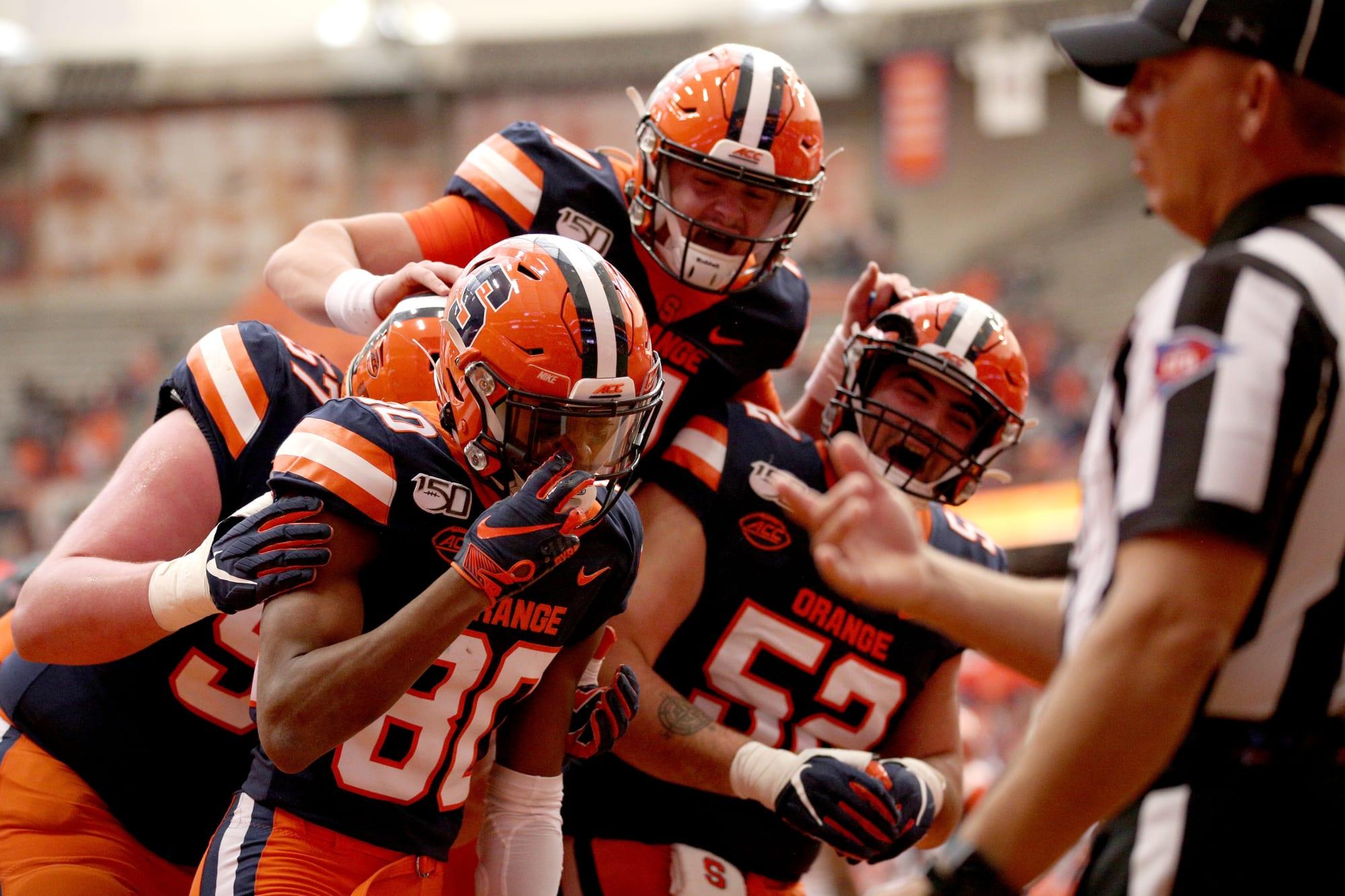 Chase Brice Clemson Tigers Football Jersey Orange