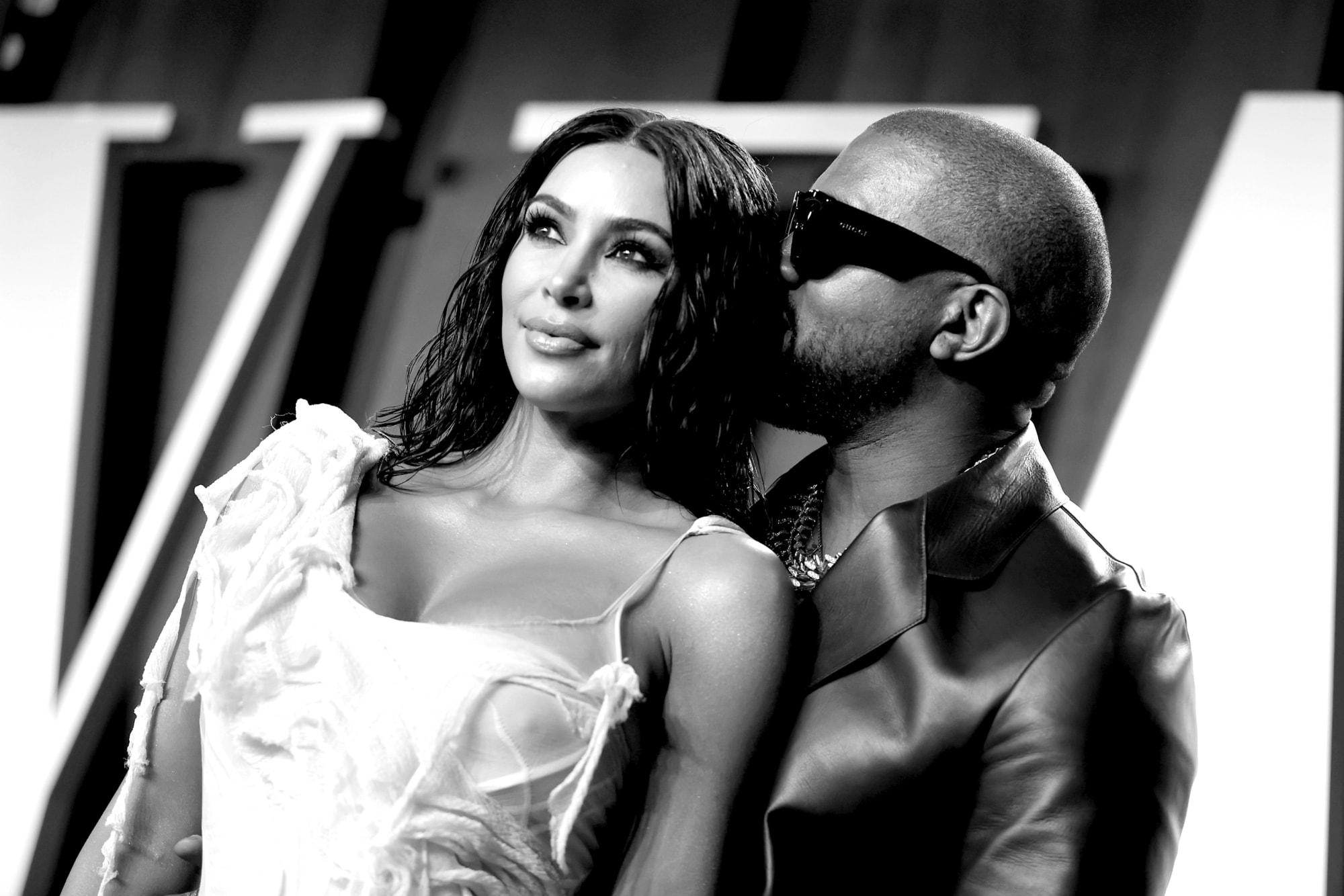 Kim Kardashian wants 'more communication' with Kanye West [Report]