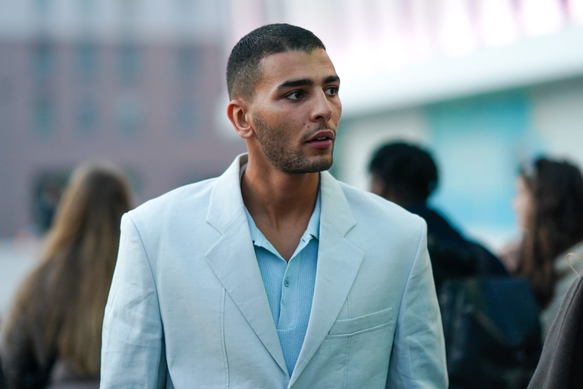 Younes Bendjima posts alleged DMs from Scott Disick about Kourtney