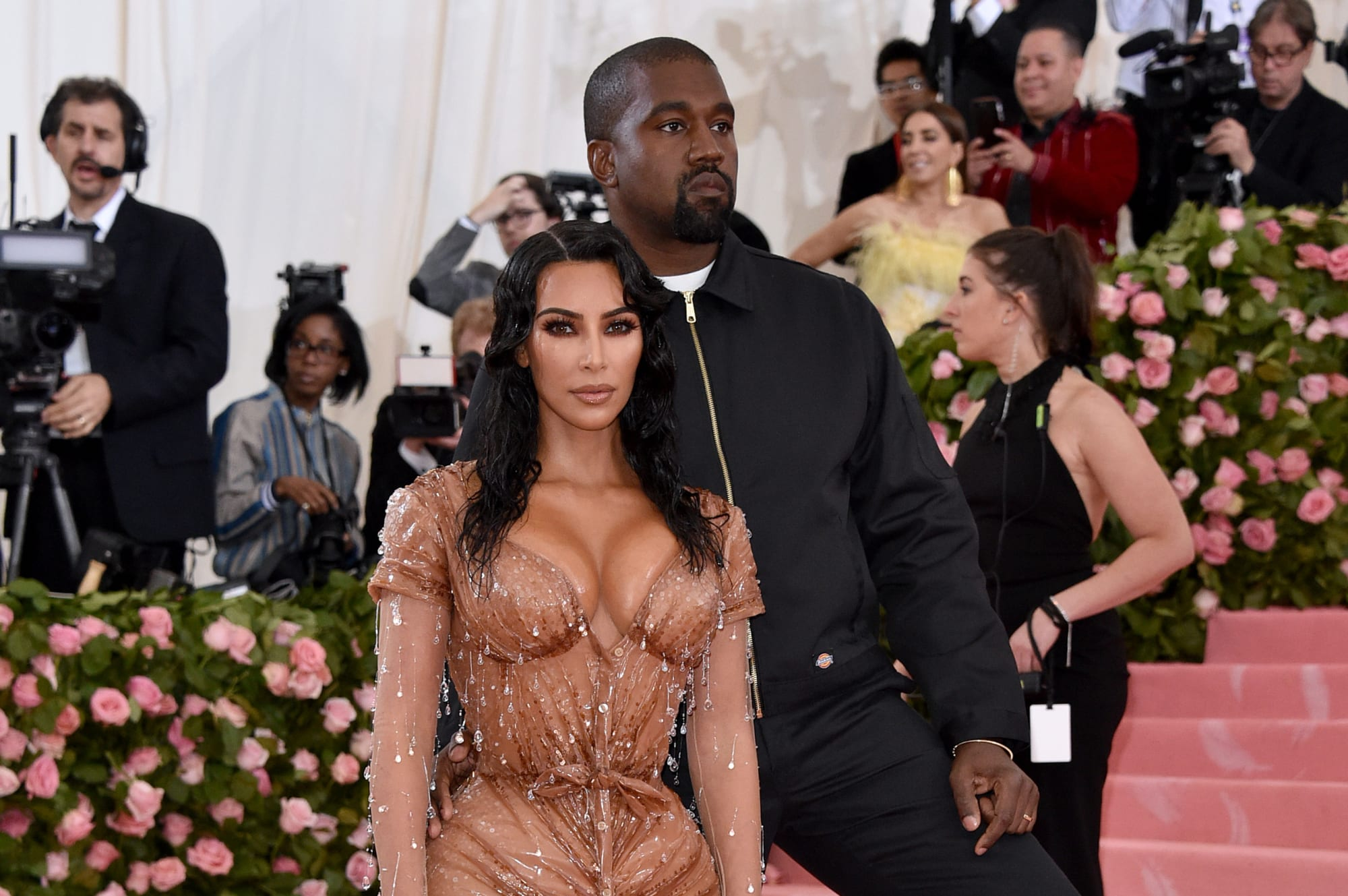 Kim Kardashian's 'trust issues' with Kanye West was part of why they split