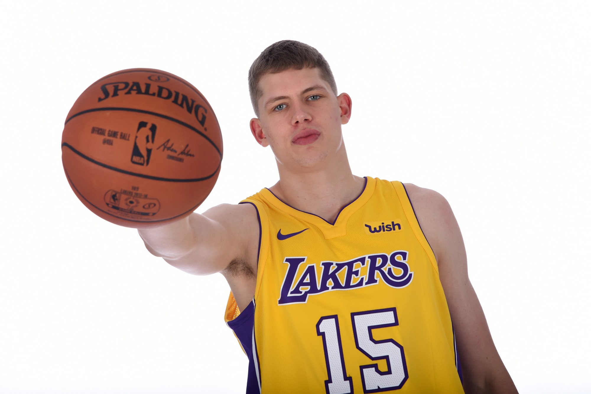 Los Angeles Lakers: Moritz Wagner signs rookie deal