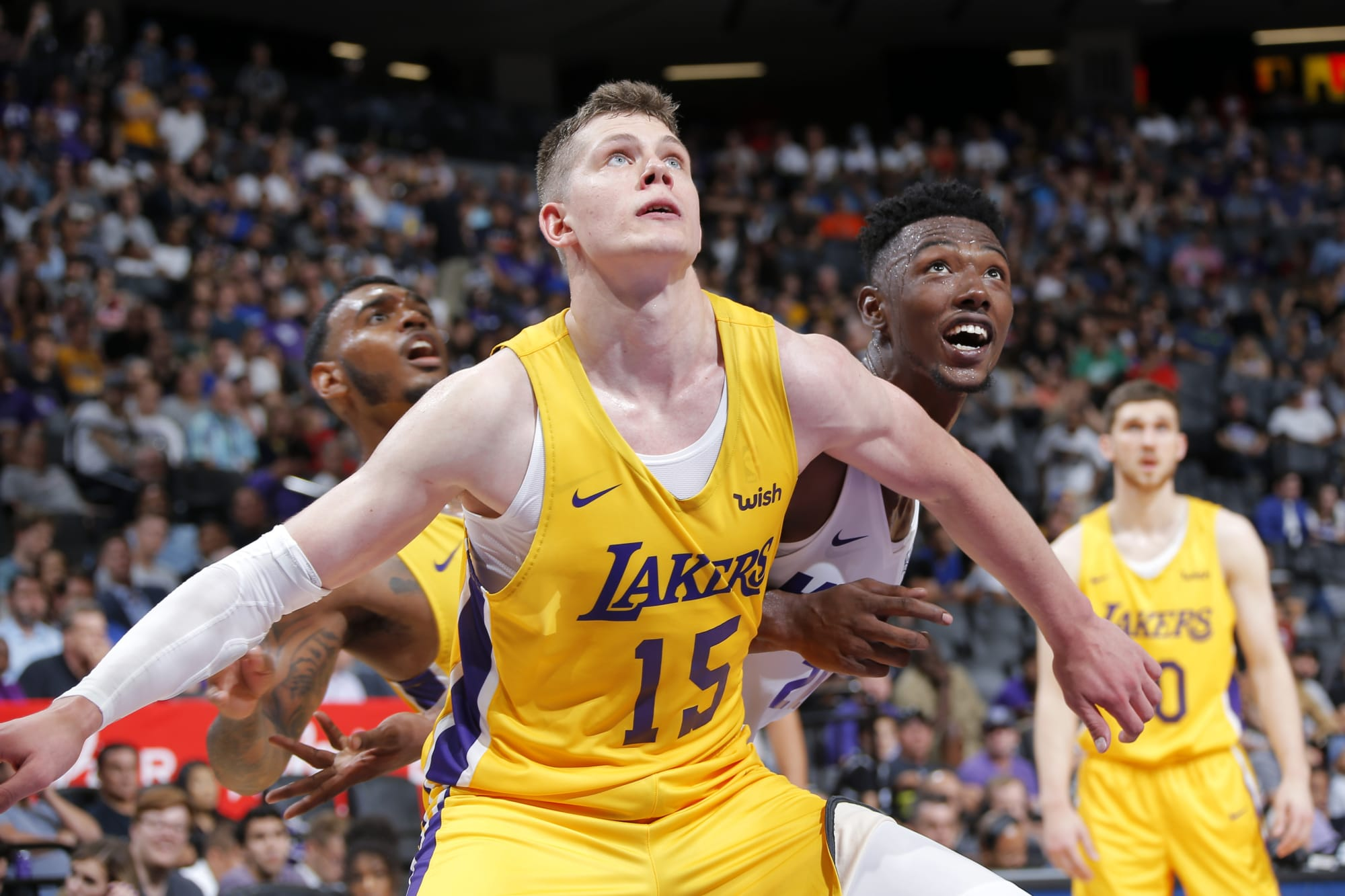 Los Angeles Lakers: Moritz Wagner has strong summer league debut
