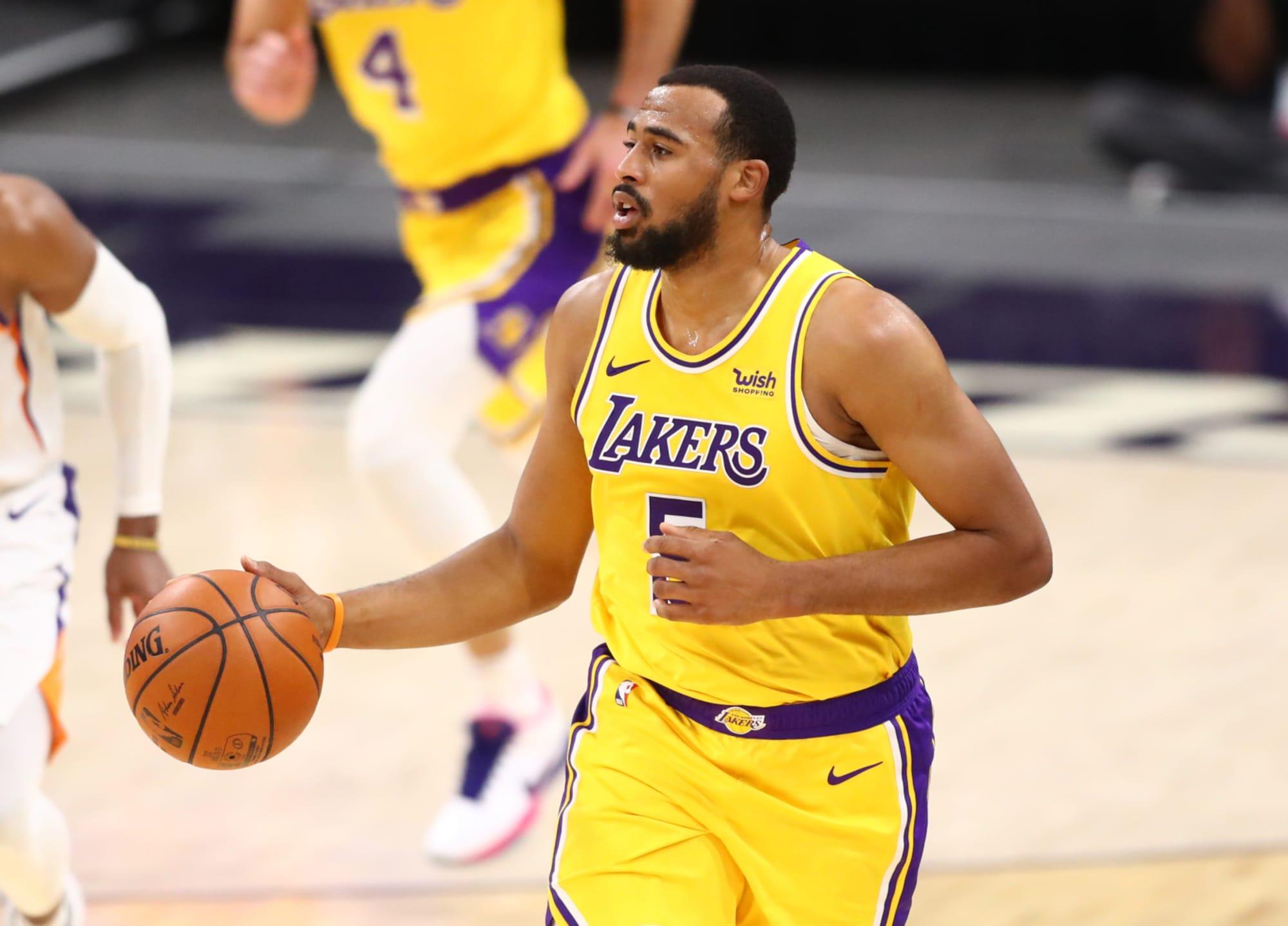 Lakers: Talen Horton-Tucker making legitimate case for greater role