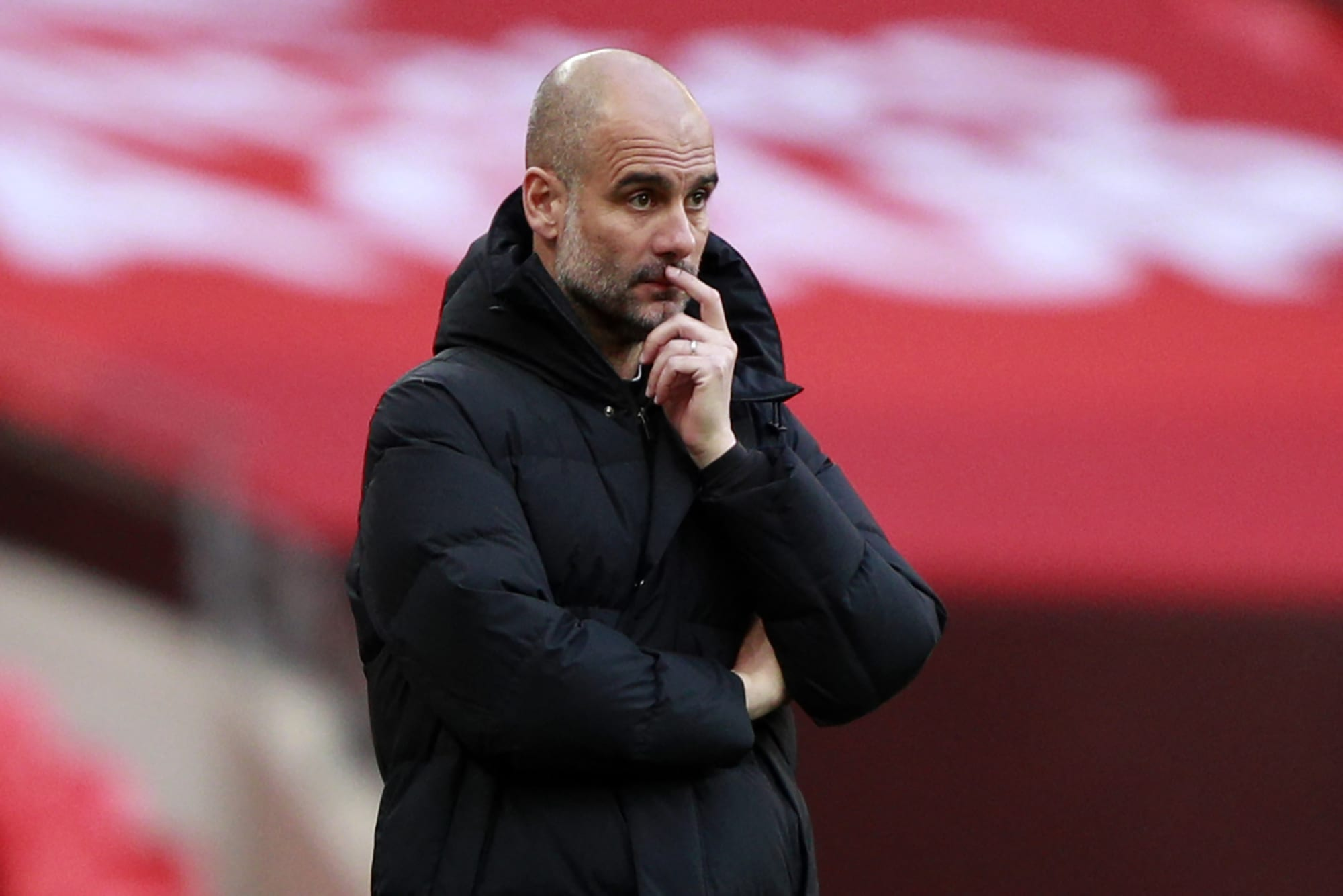 Manchester City news : Sterling to play amidst Chaos Confirms Pep Guardiaola