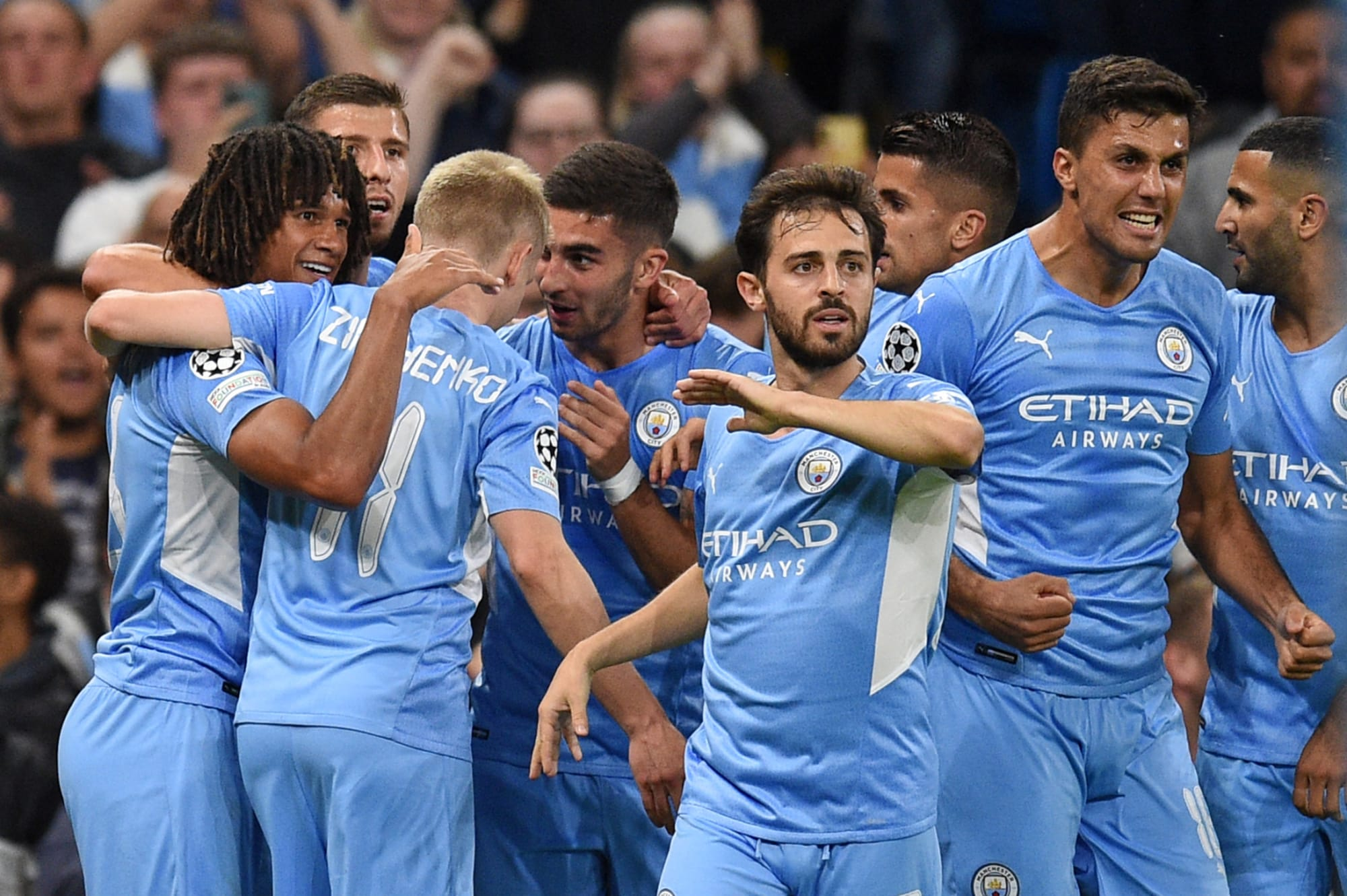Manchester City's players to be axed for Haaland's transfer
