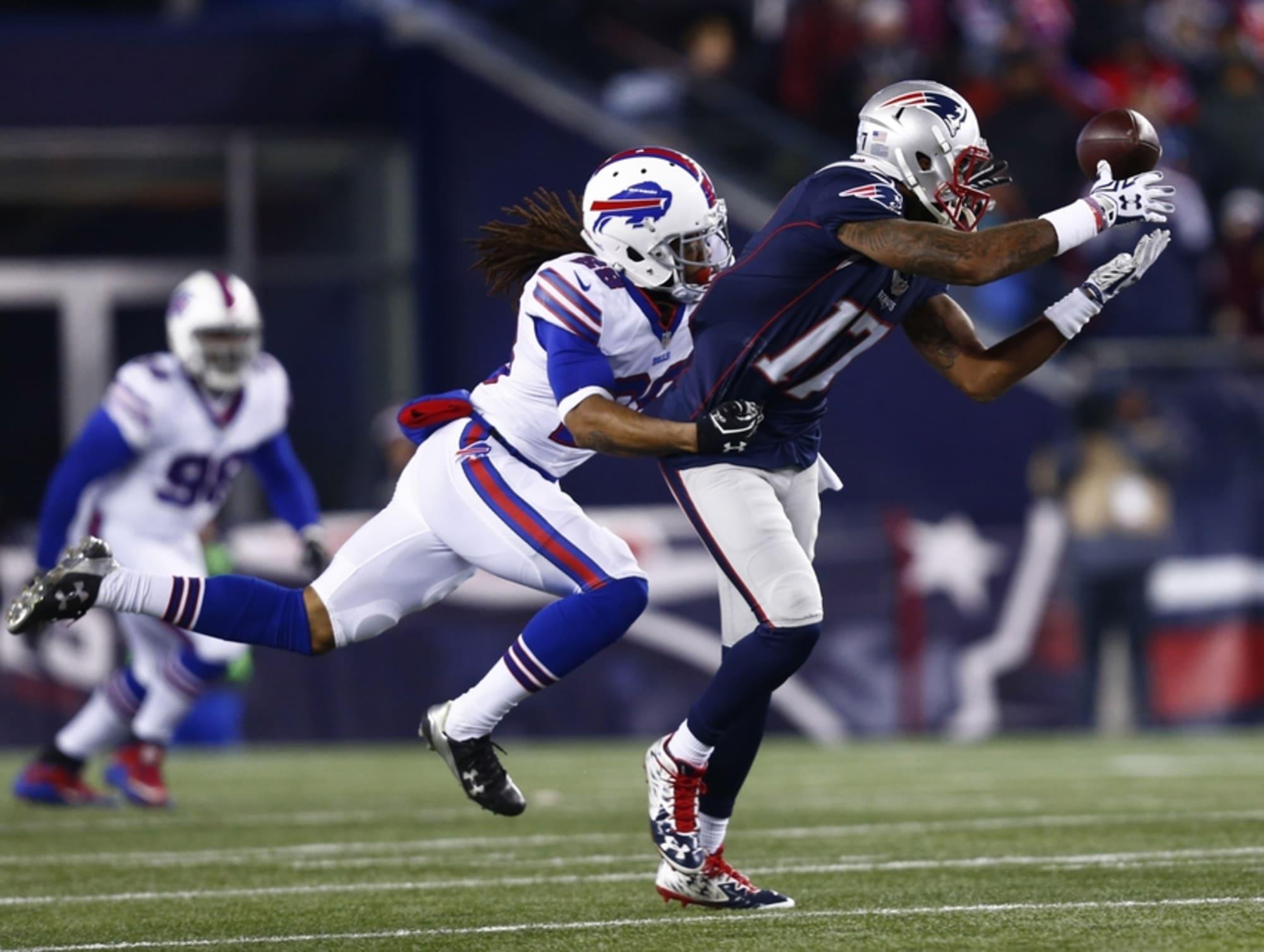 Aaron Dobson: New England Patriots kickoff countdown profile