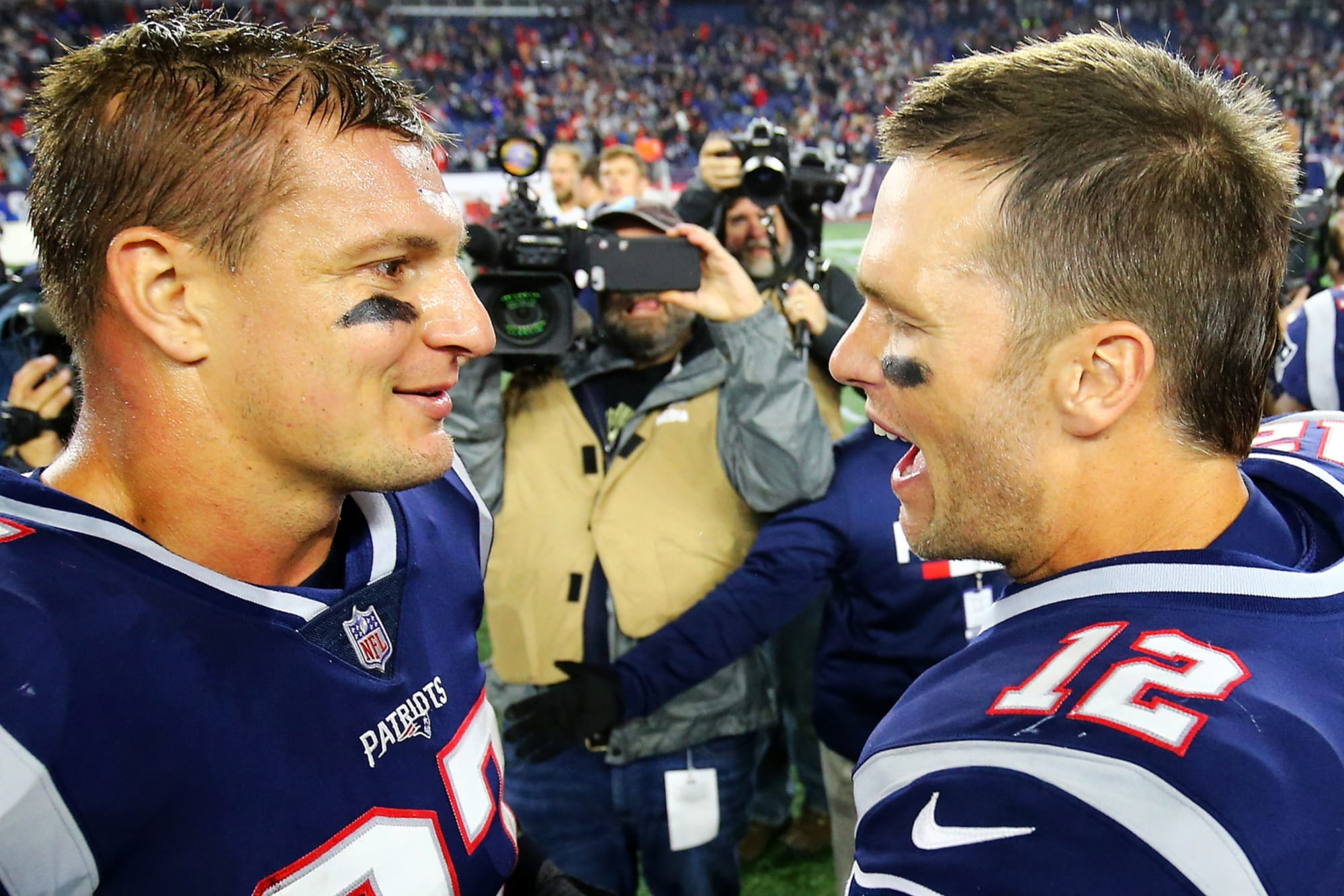 Rumors surface that Rob Gronkowski could rejoin Tom Brady