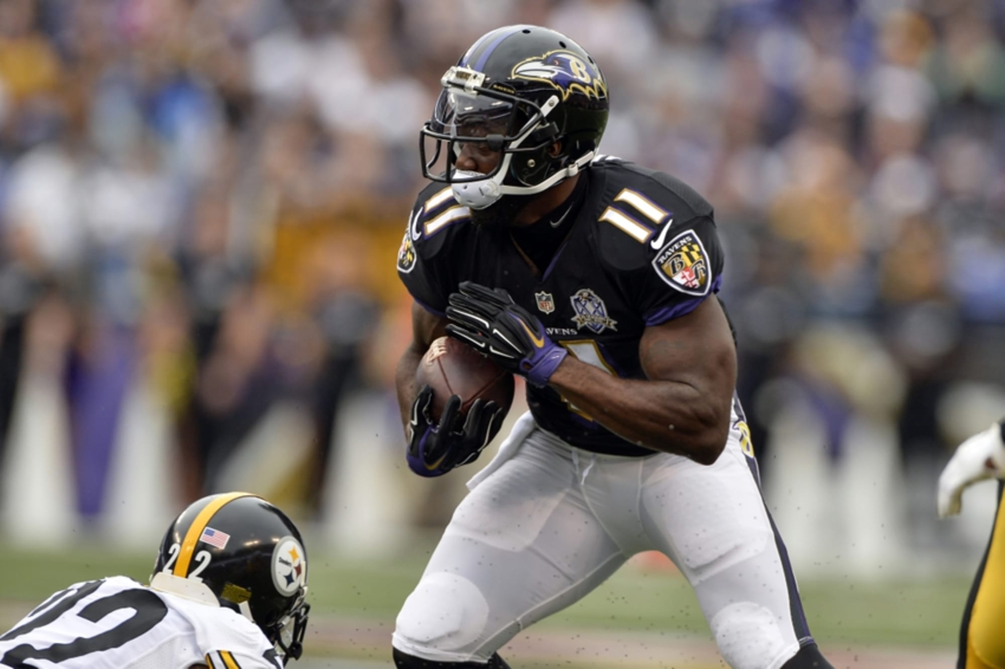 Kamar Aiken is one of the best values in the NFL