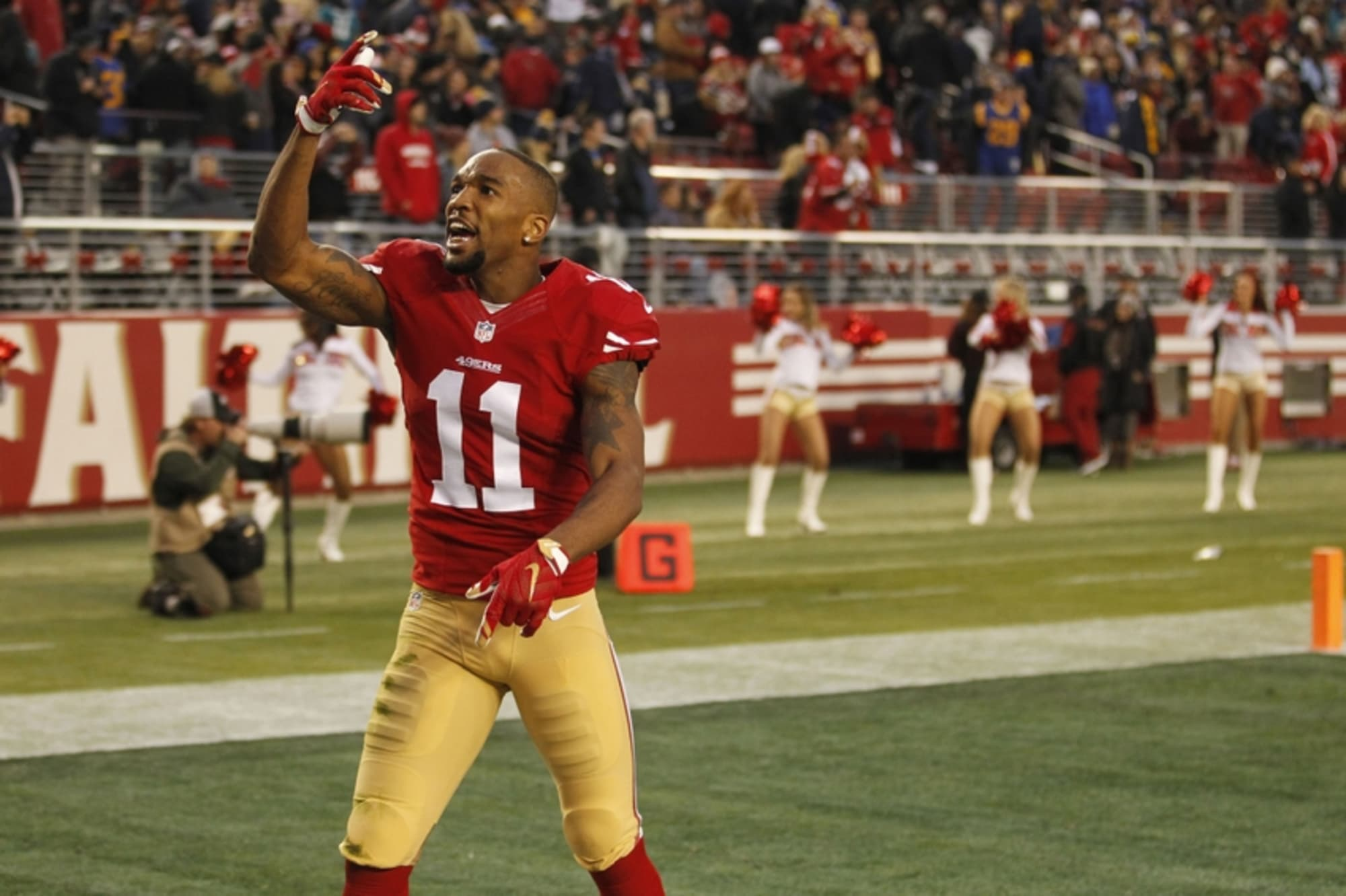 Quinton Patton: Why 49ers WR Has the Most to Prove in 2016