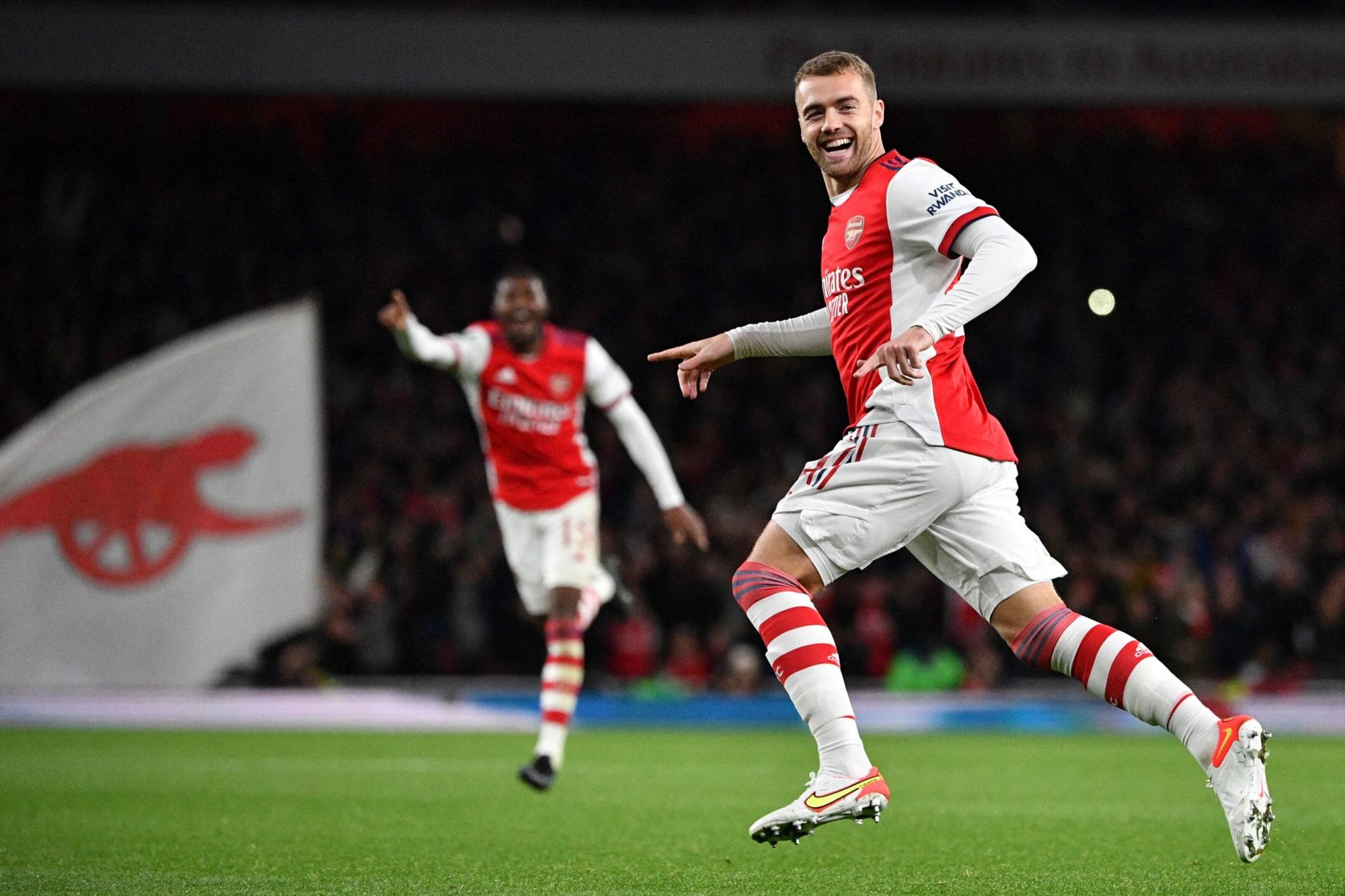 Arsenal player ratings vs Leeds: 2-0 win books EFL quarter-final spot