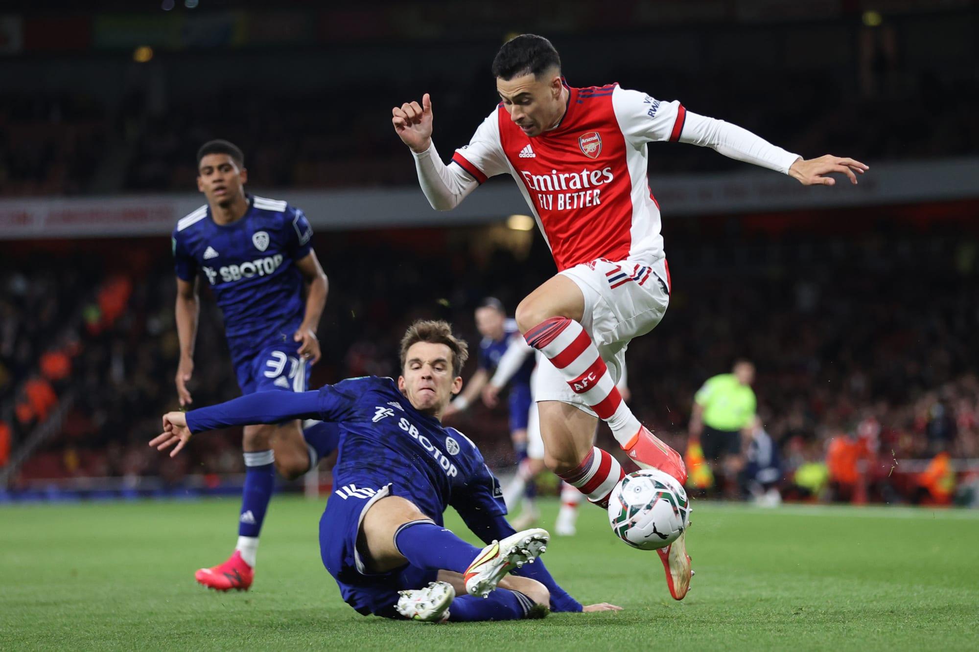 Arsenal: 4 Gabriel Martinelli positives and negatives vs Leeds