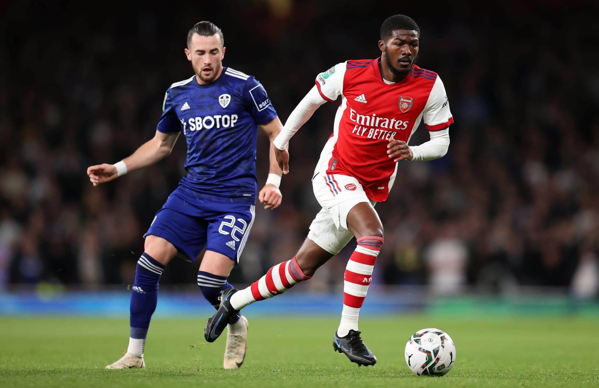 Arsenal: Maitland-Niles takes rare midfield chance