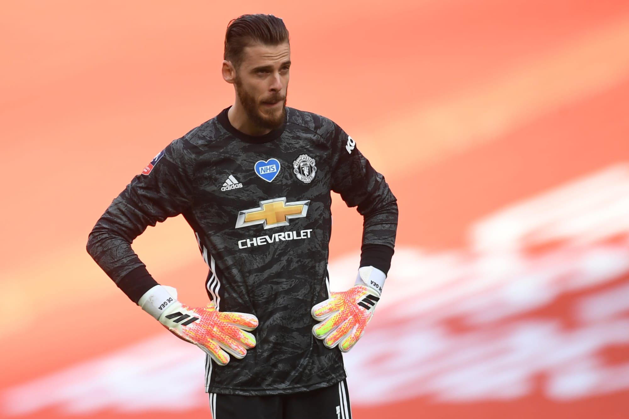 Manchester United won't be taken seriously if they keep David de Gea