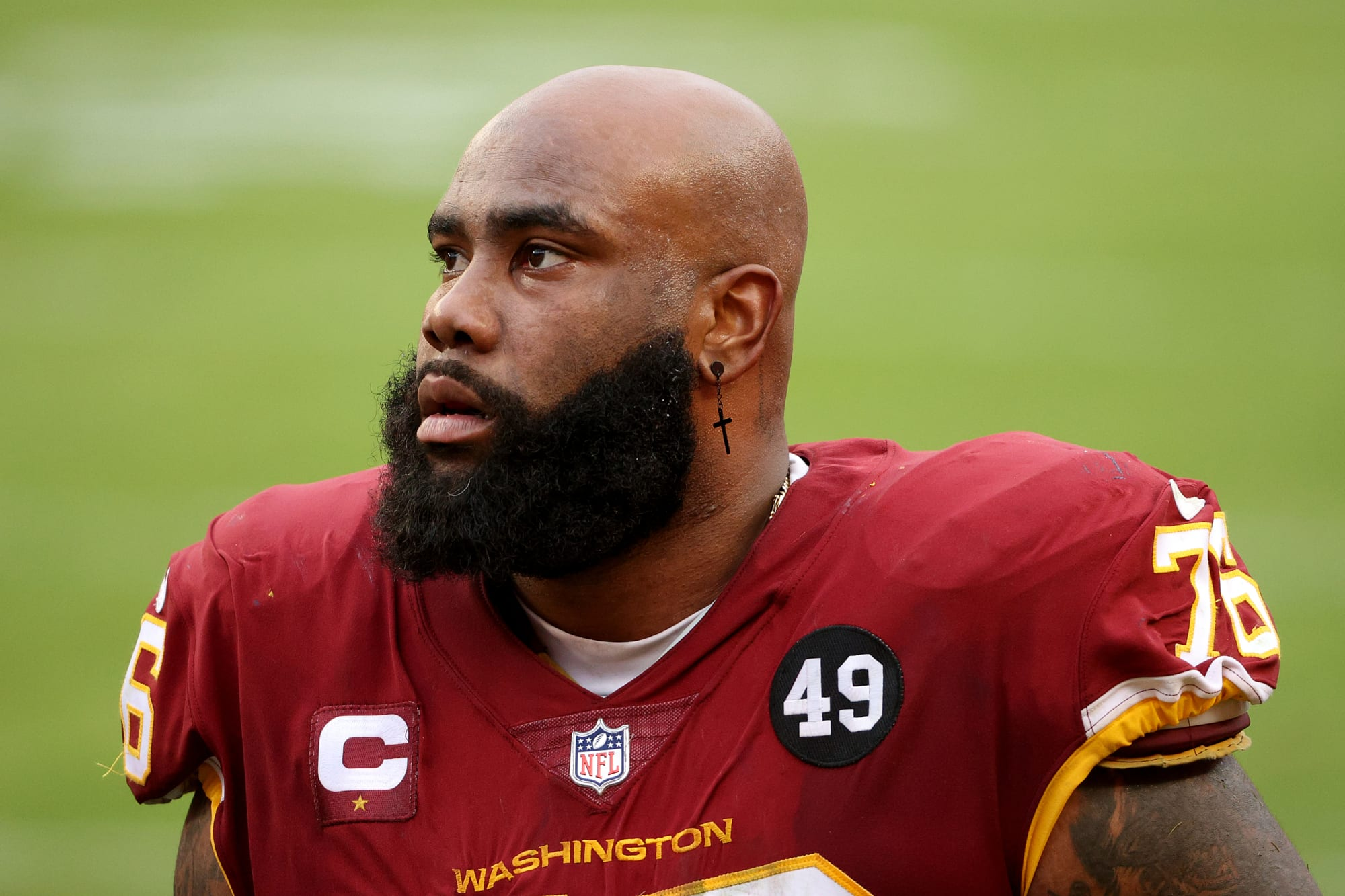 Denver Broncos: Morgan Moses still a potential target?