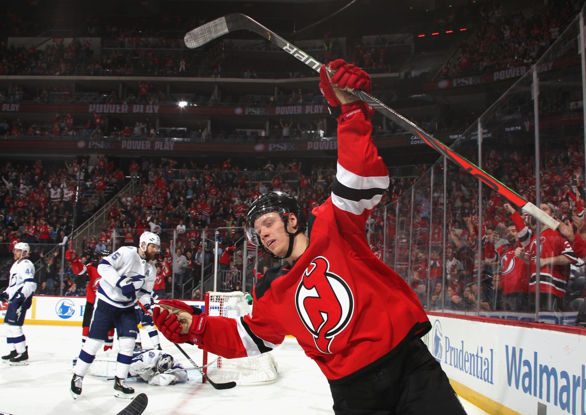 New Jersey Devils: Newly signed Jesper Bratt needs to get back to ...