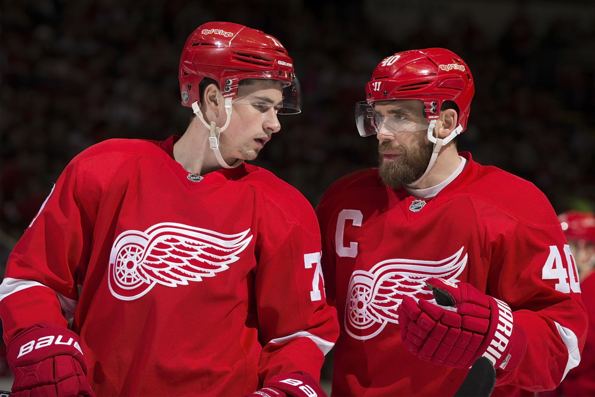 Detroit Red Wings: Projecting The Next Top Selling Jersey