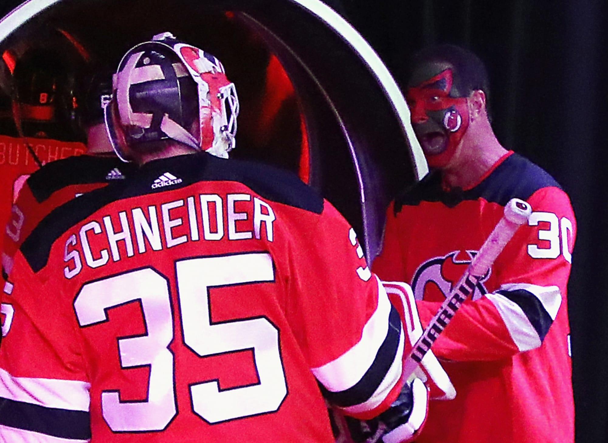 New Jersey Devils: Jesper Bratt and Cory Schneider Are All The Way ...