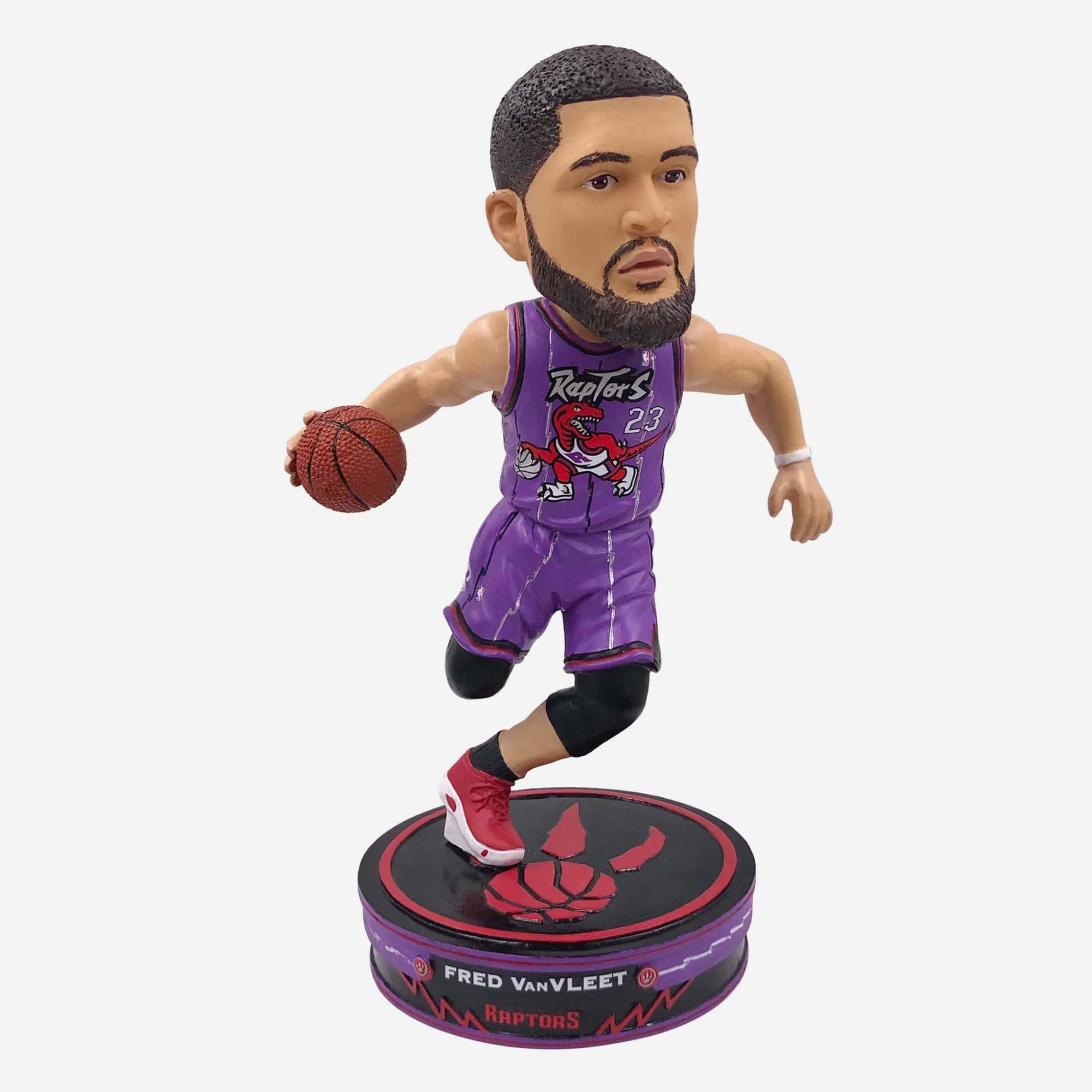 Toronto Raptors fans are going to love this Fred VanVleet bobblehead