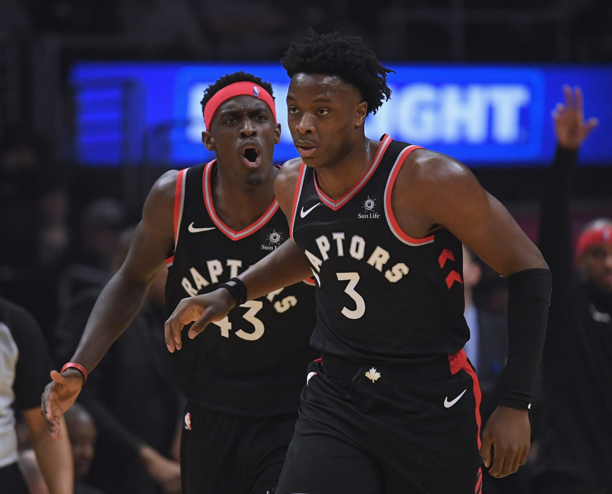 Toronto Raptors: OG Anunoby may be the answer on offense