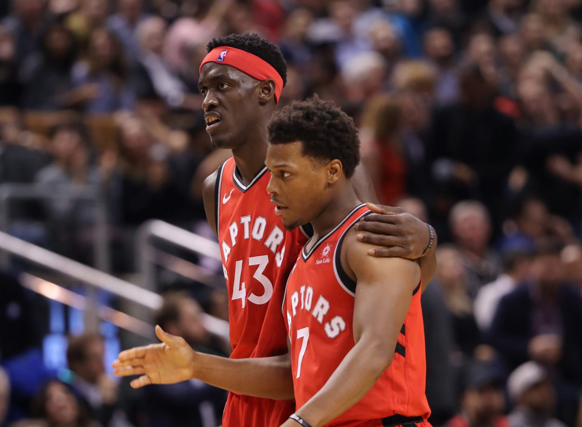 Will the Toronto Raptors be playing catch-up in much tougher Eastern Conference