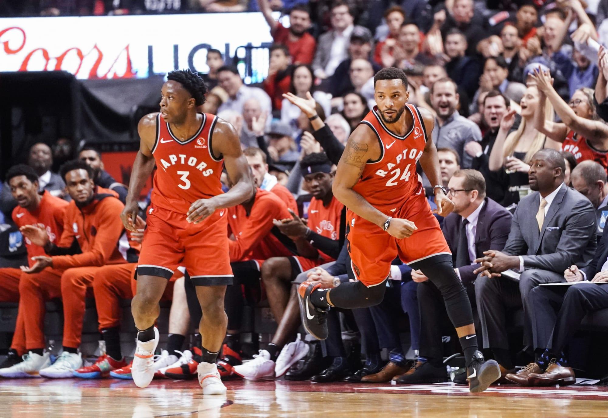 Toronto Raptors NBA schedule release: February will be biggest challenge for team