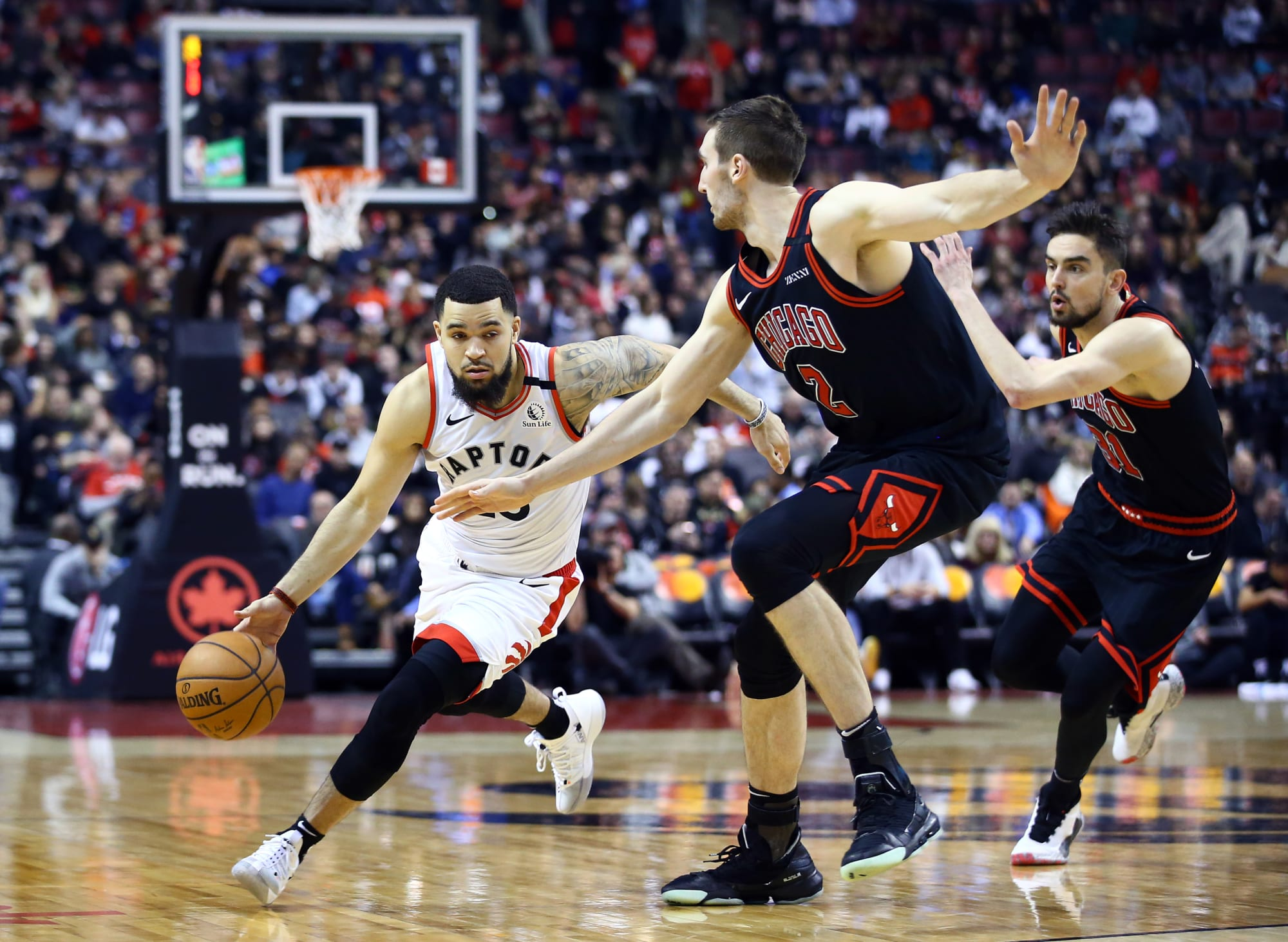 Toronto Raptors: Three potential replacements for Fred VanVleet if he leaves