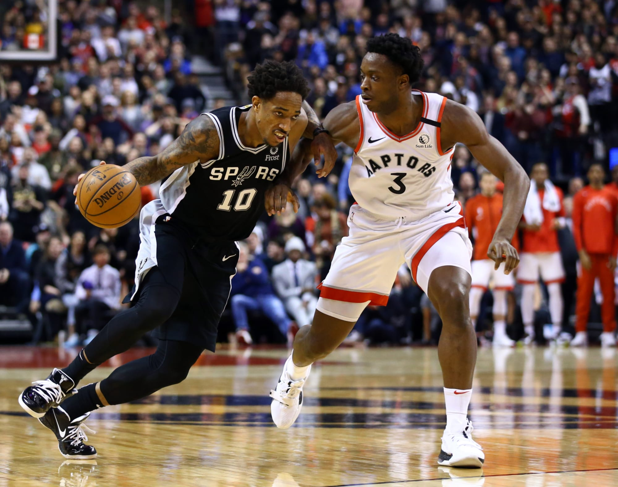Toronto Raptors: 3 Raptors That Could Have a Breakout Year Next Season