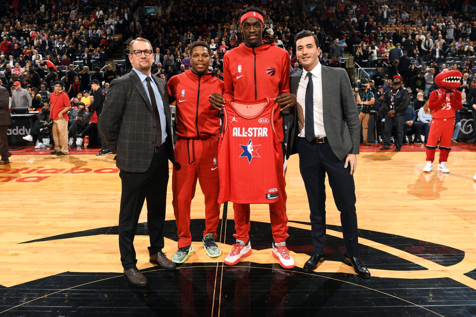 Raptors: Will Toronto's All-Star streak be snapped after seven years?