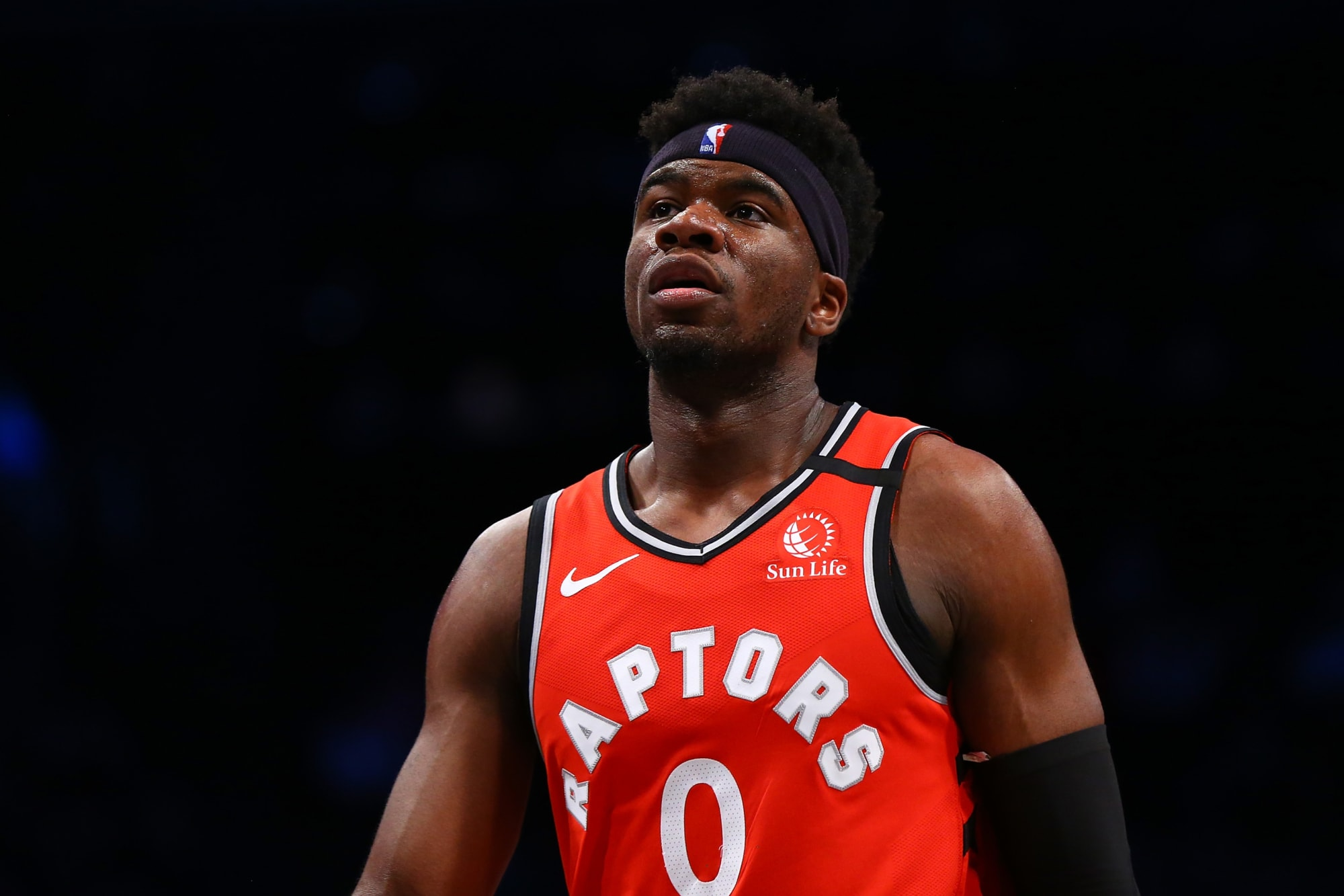 Toronto Raptors should walk away from Terence Davis
