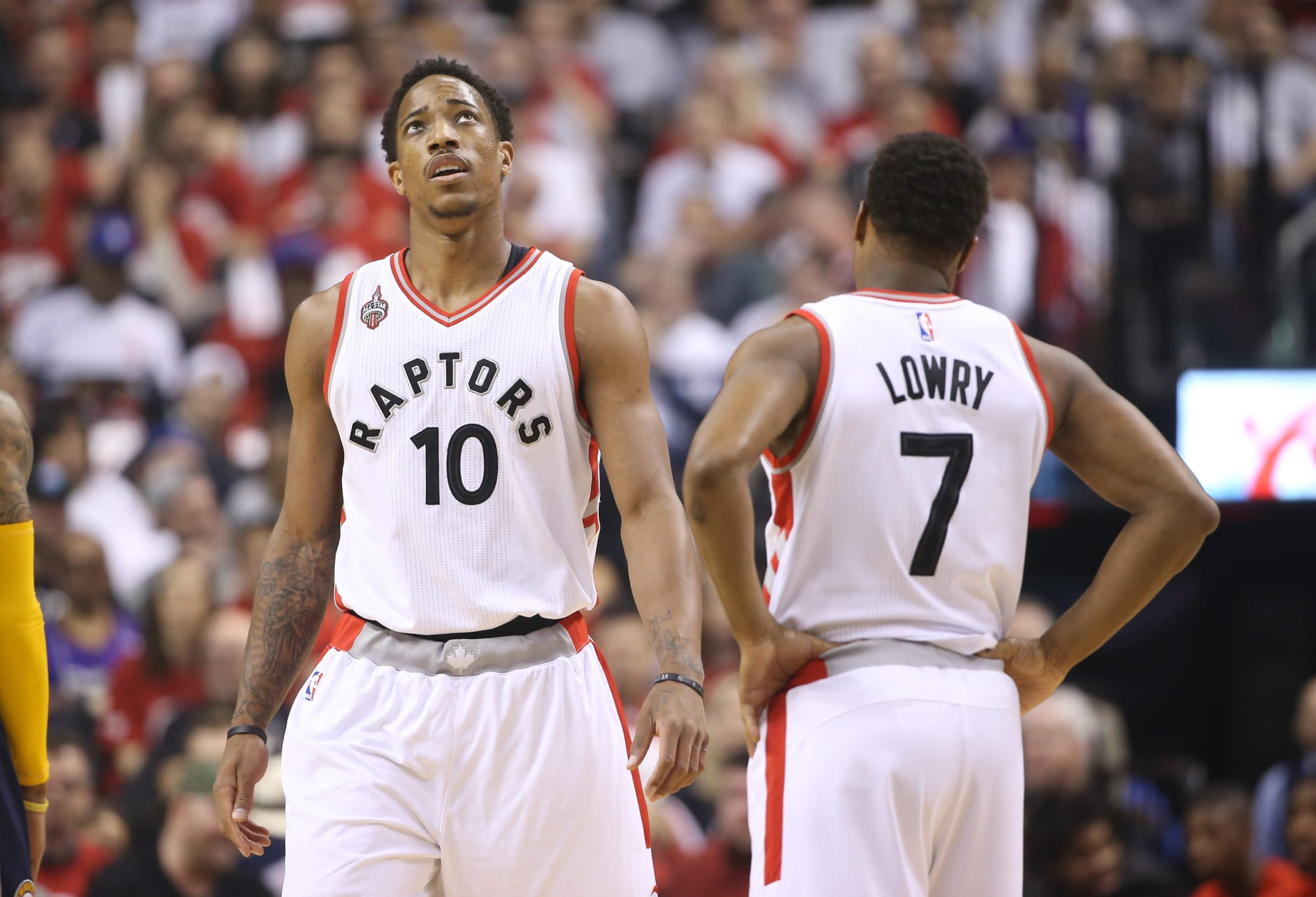 Toronto Raptors: What if DeMar DeRozan came back to Toronto?