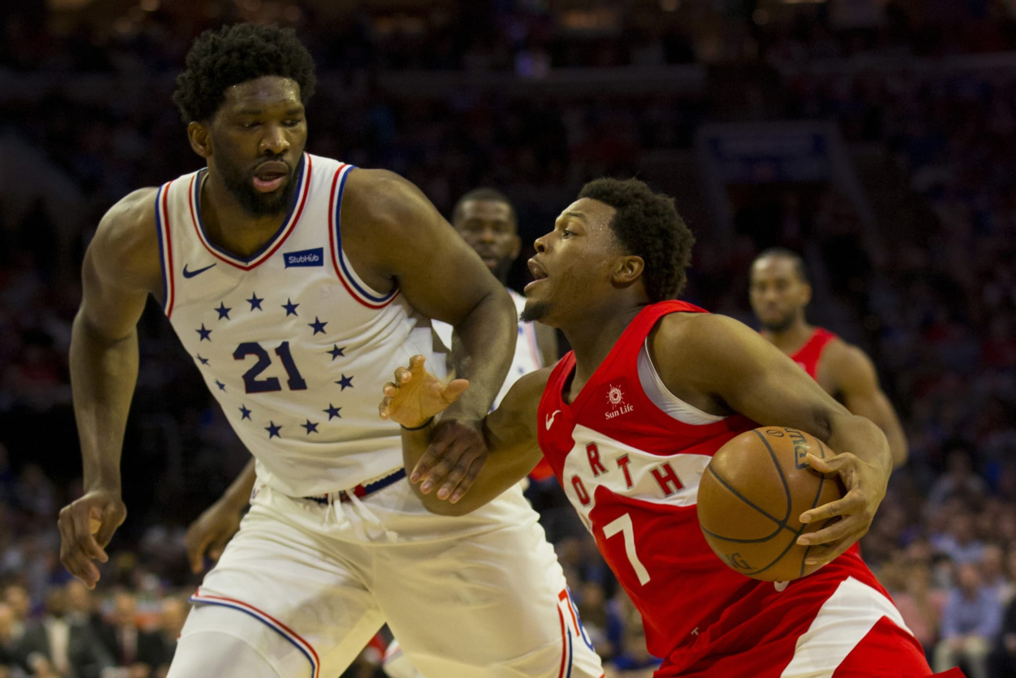 ESPN's blockbuster Raptors-76ers-Cavaliers trade around Kyle Lowry is too good to be true