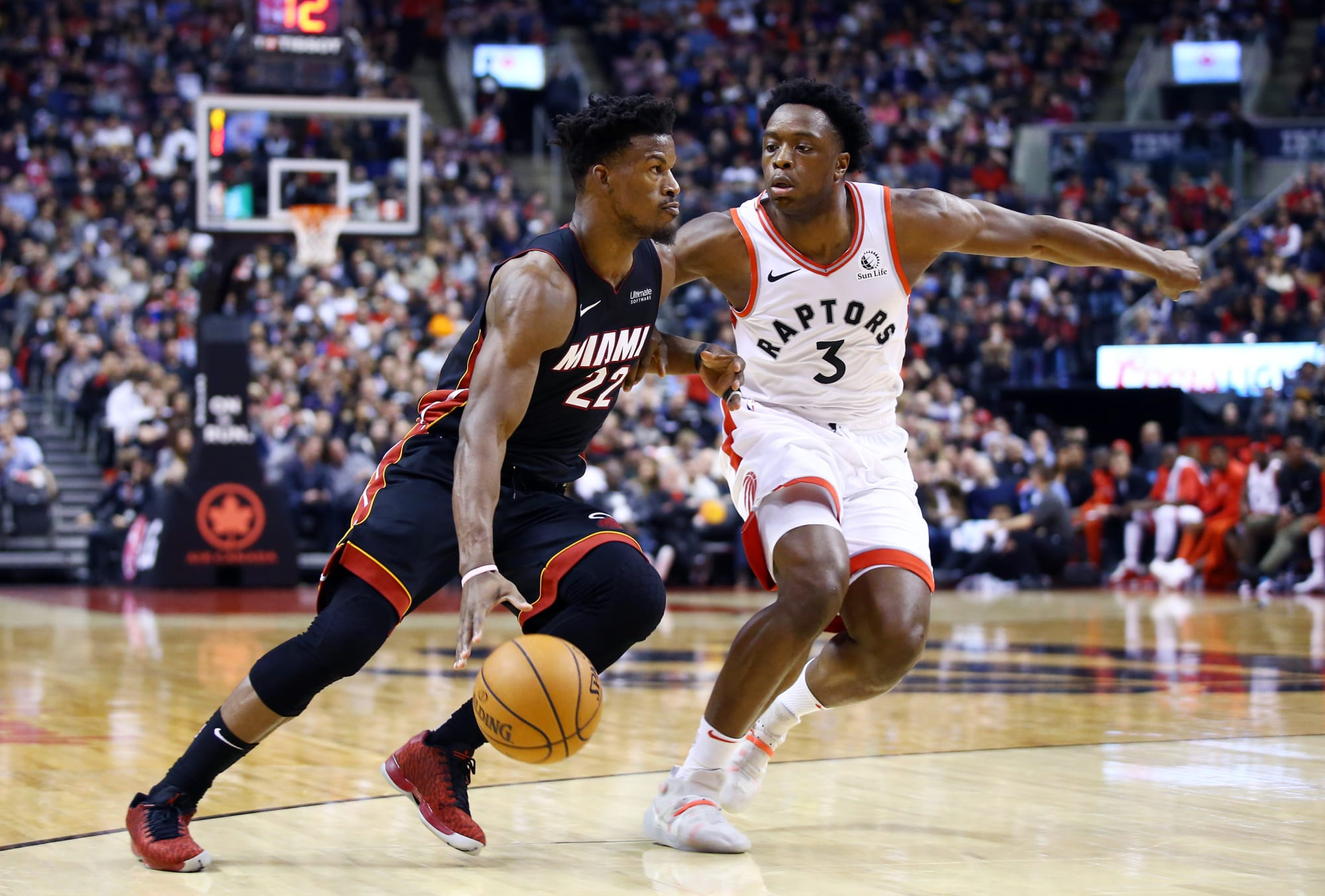 """Toronto Raptors first """"Home"""" game preview  vs. Miami Heat"""