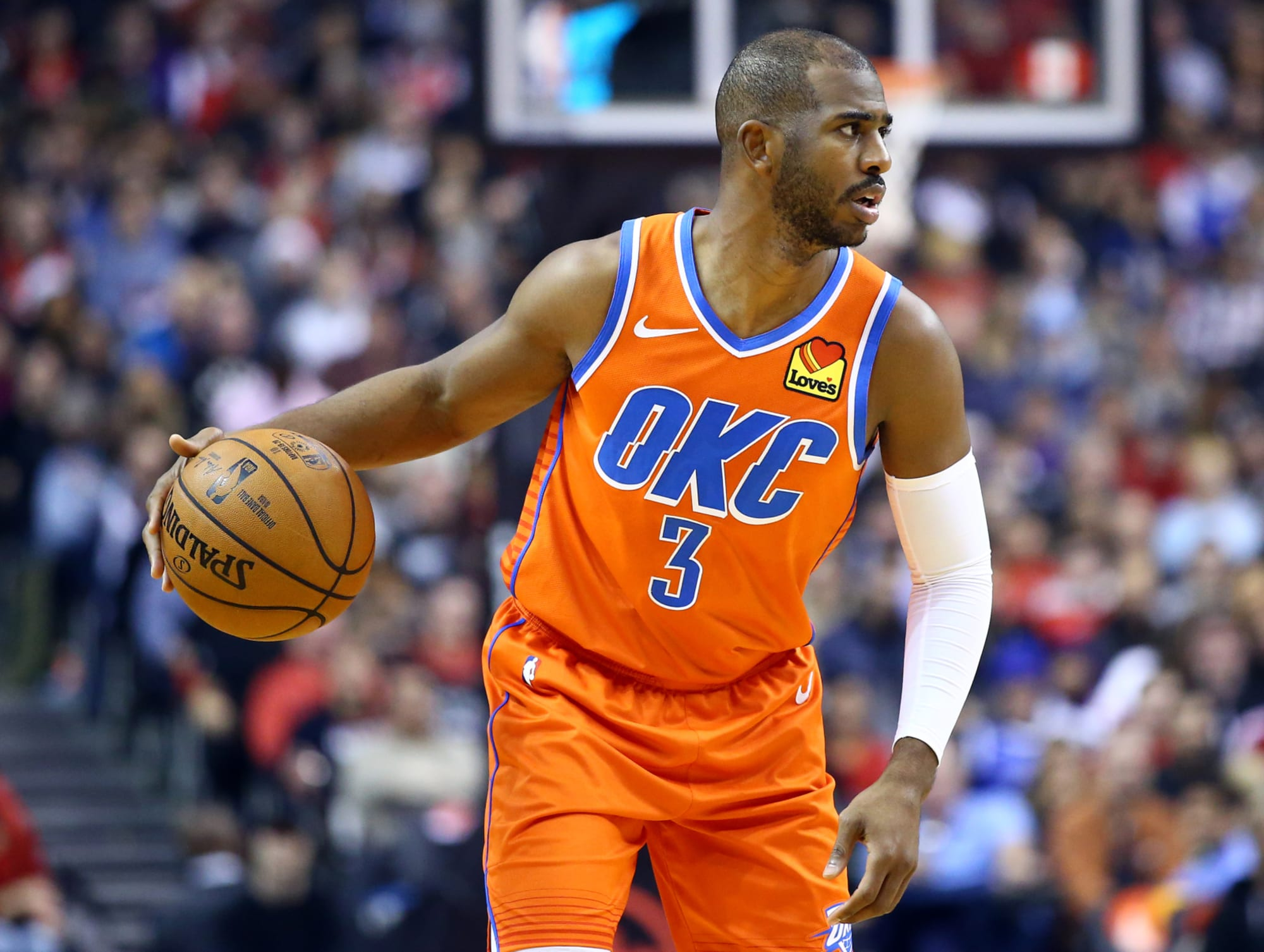 Toronto Raptors: Why Chris Paul going to the Suns helps the Raptors